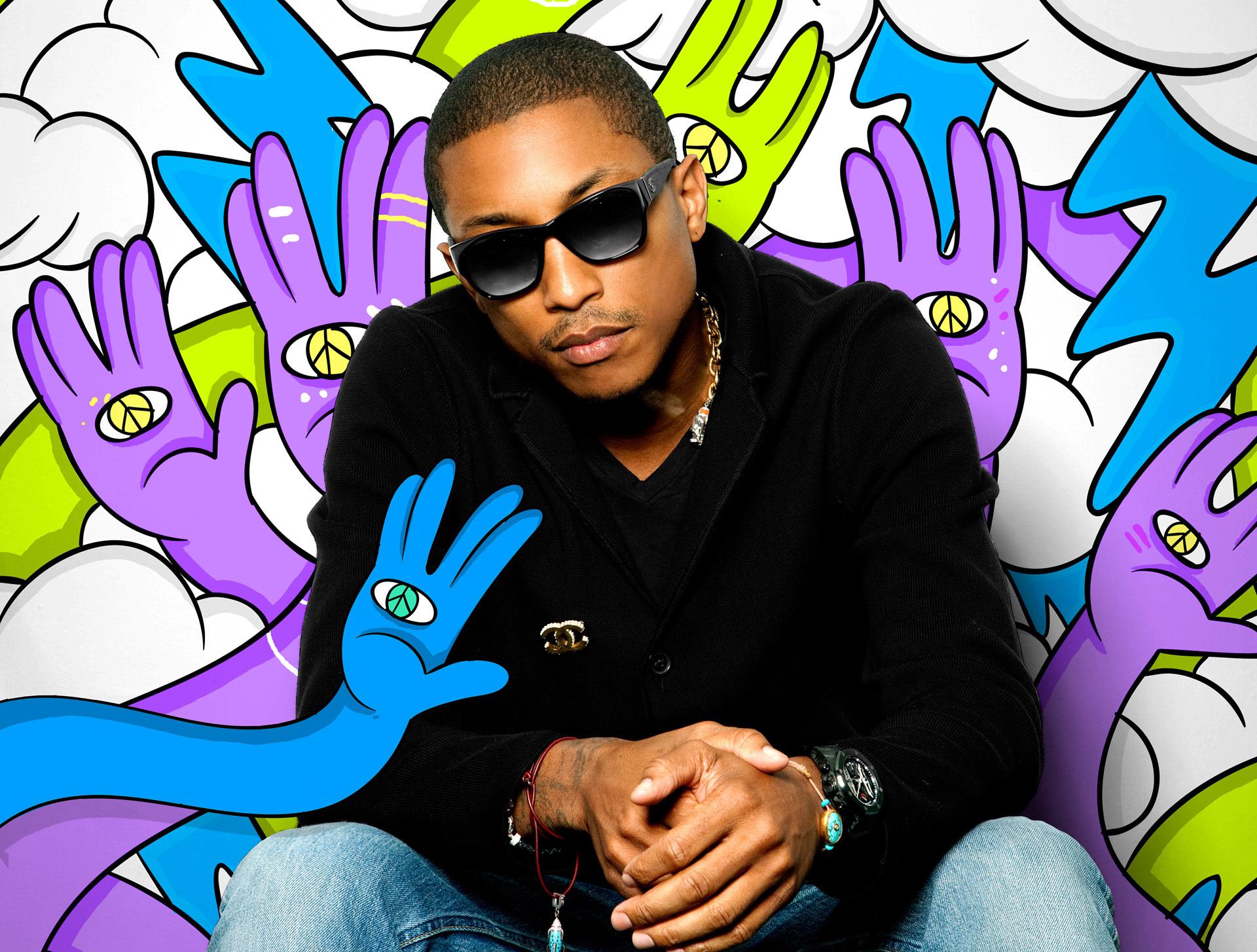 Pharrell Williams Wallpapers Hd