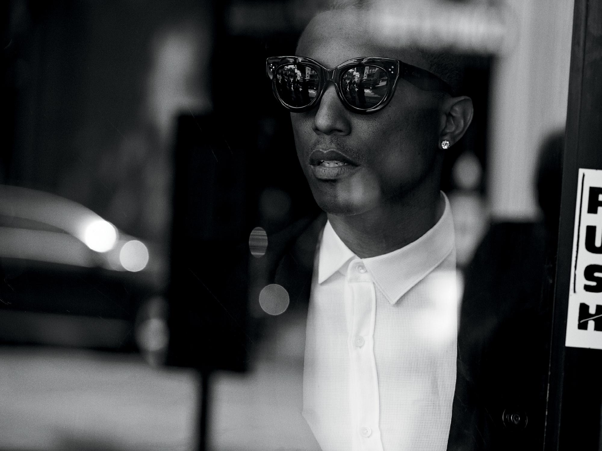 Pharrell Williams Widescreen