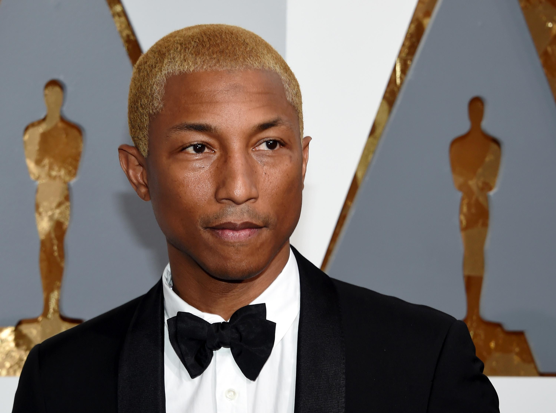 Pharrell Williams For Desktop