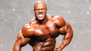 Phil Heath Hd Wallpaper