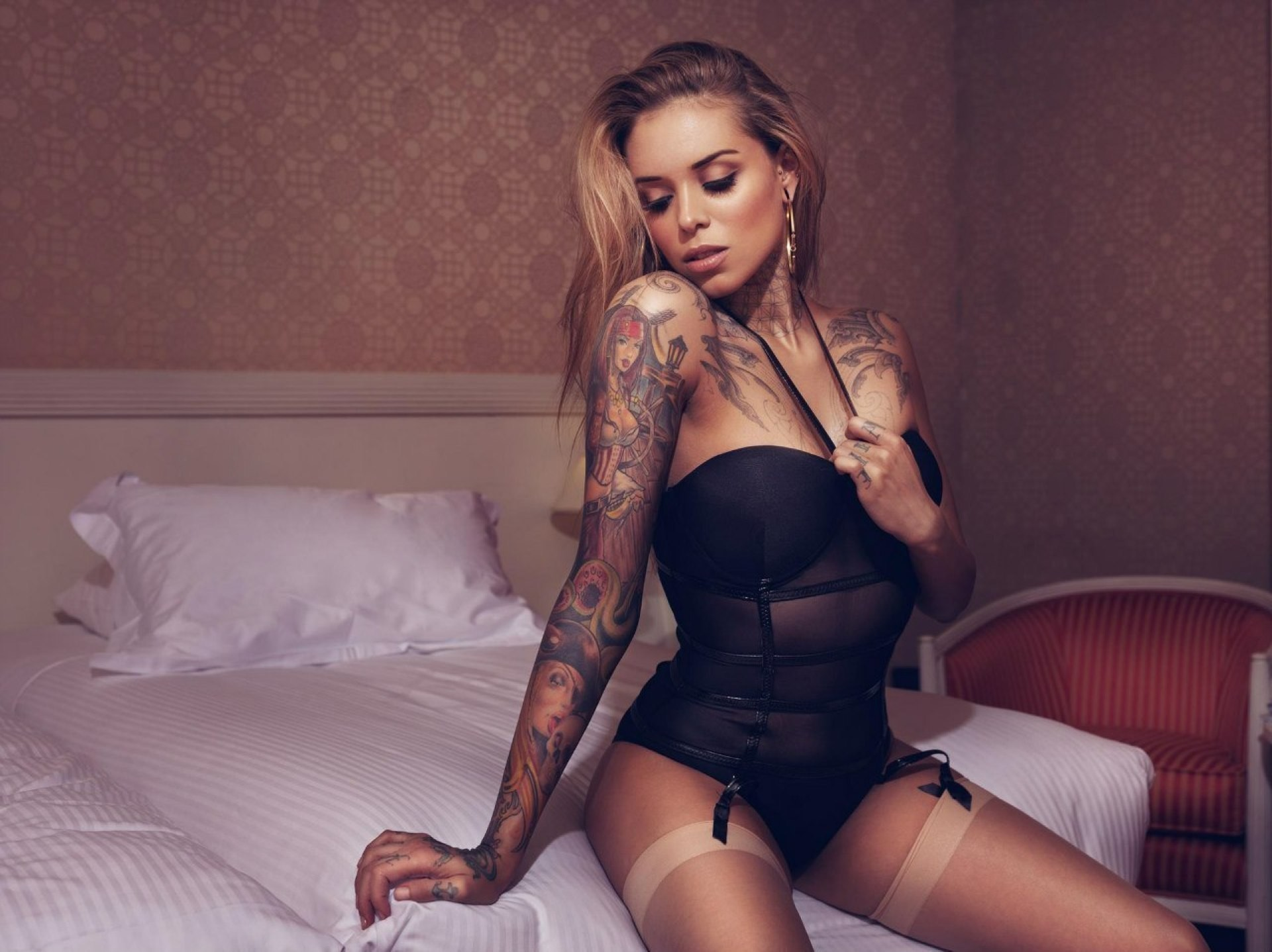 Pictures Of Arabella Drummond