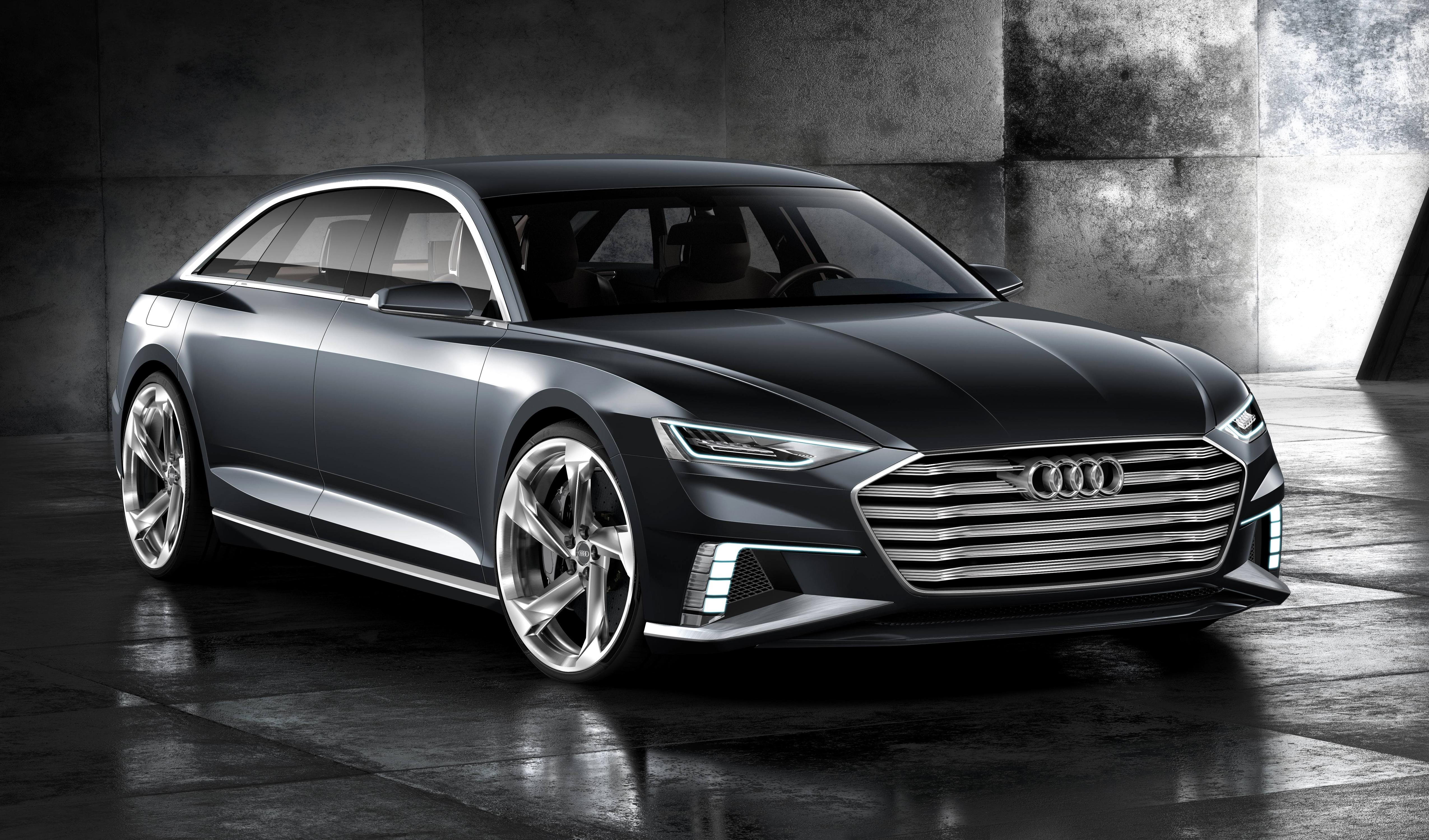 Pictures Of Audi Prologue Avant