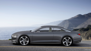 Pictures Of Audi Prologue Piloted Driving