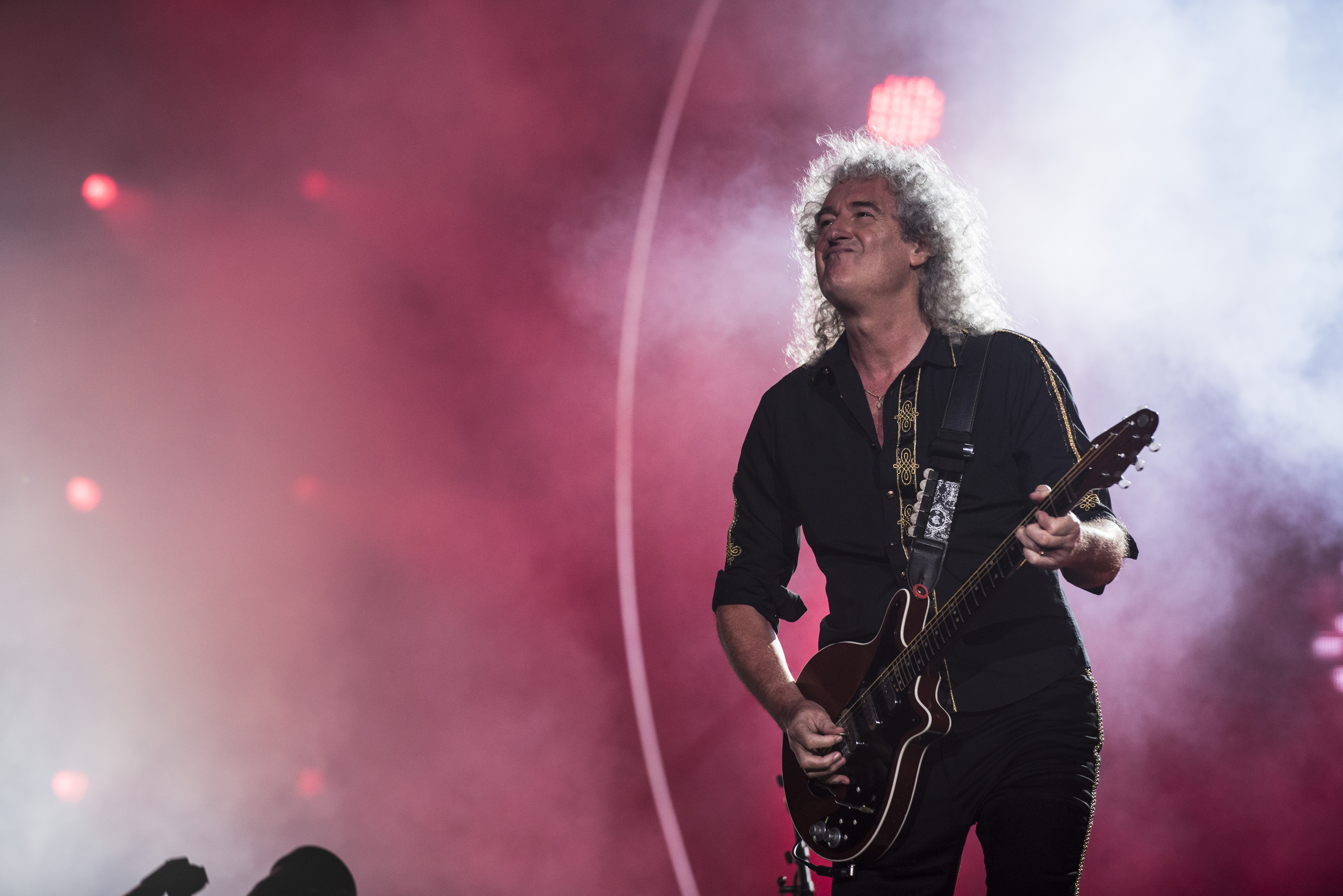 Pictures Of Brian May
