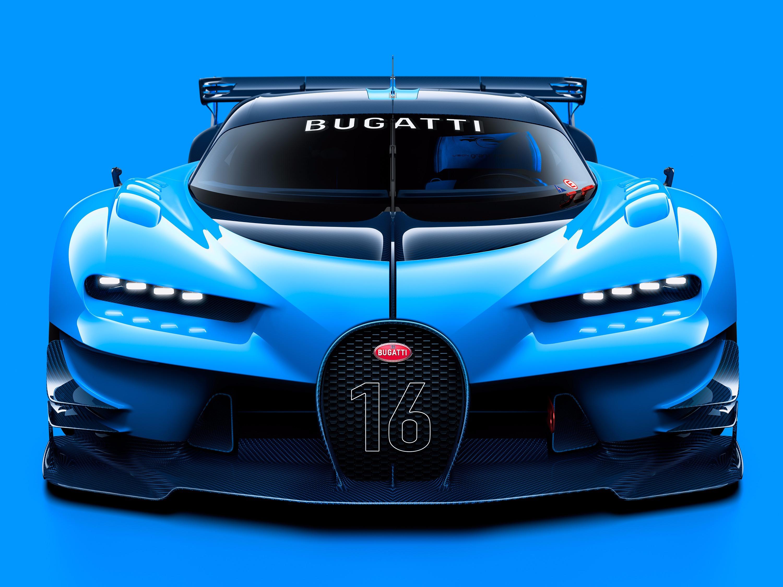 Pictures Of Bugatti Vision Gran Turismo