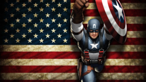 Pictures Of Captain America