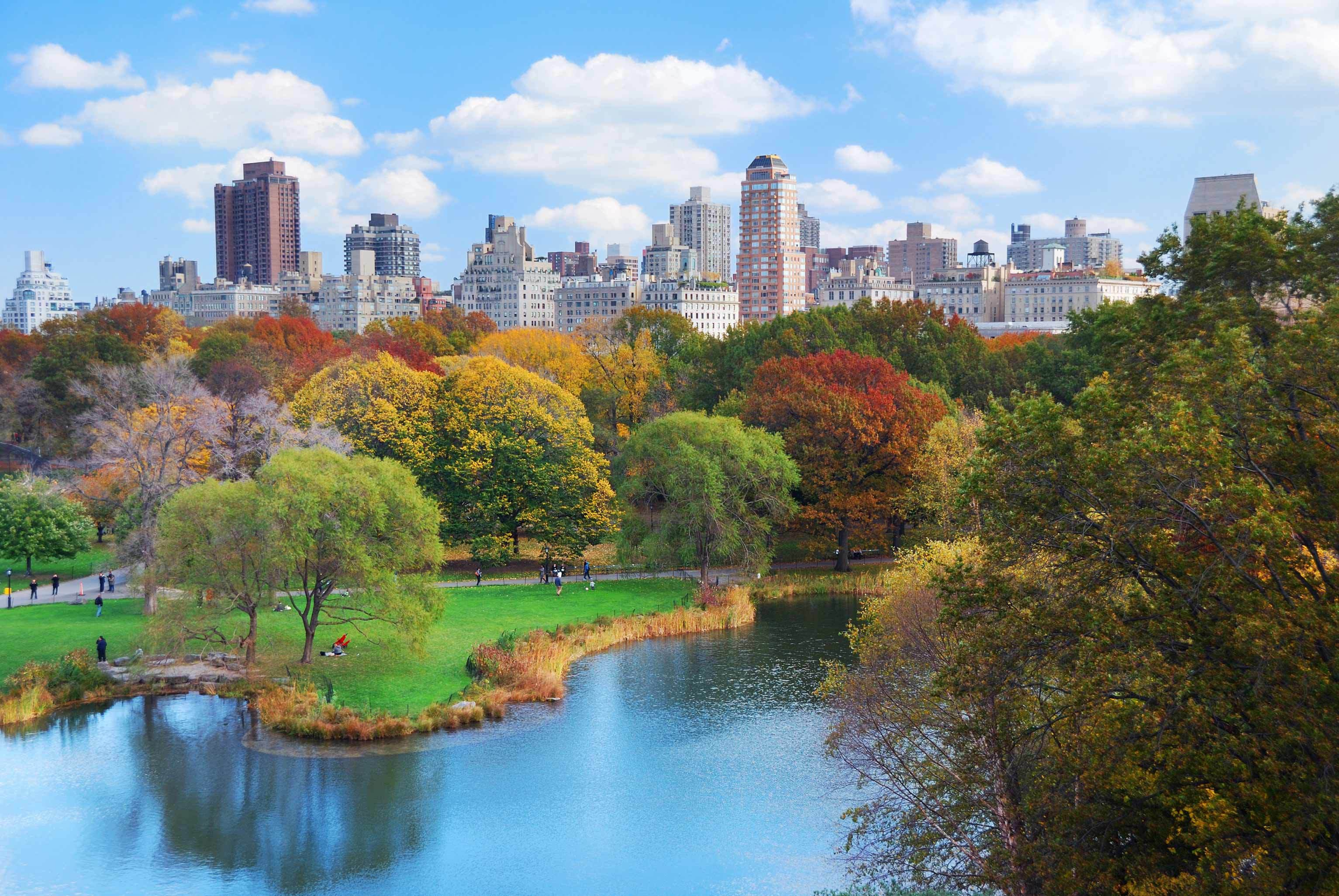 Pictures Of Central Park