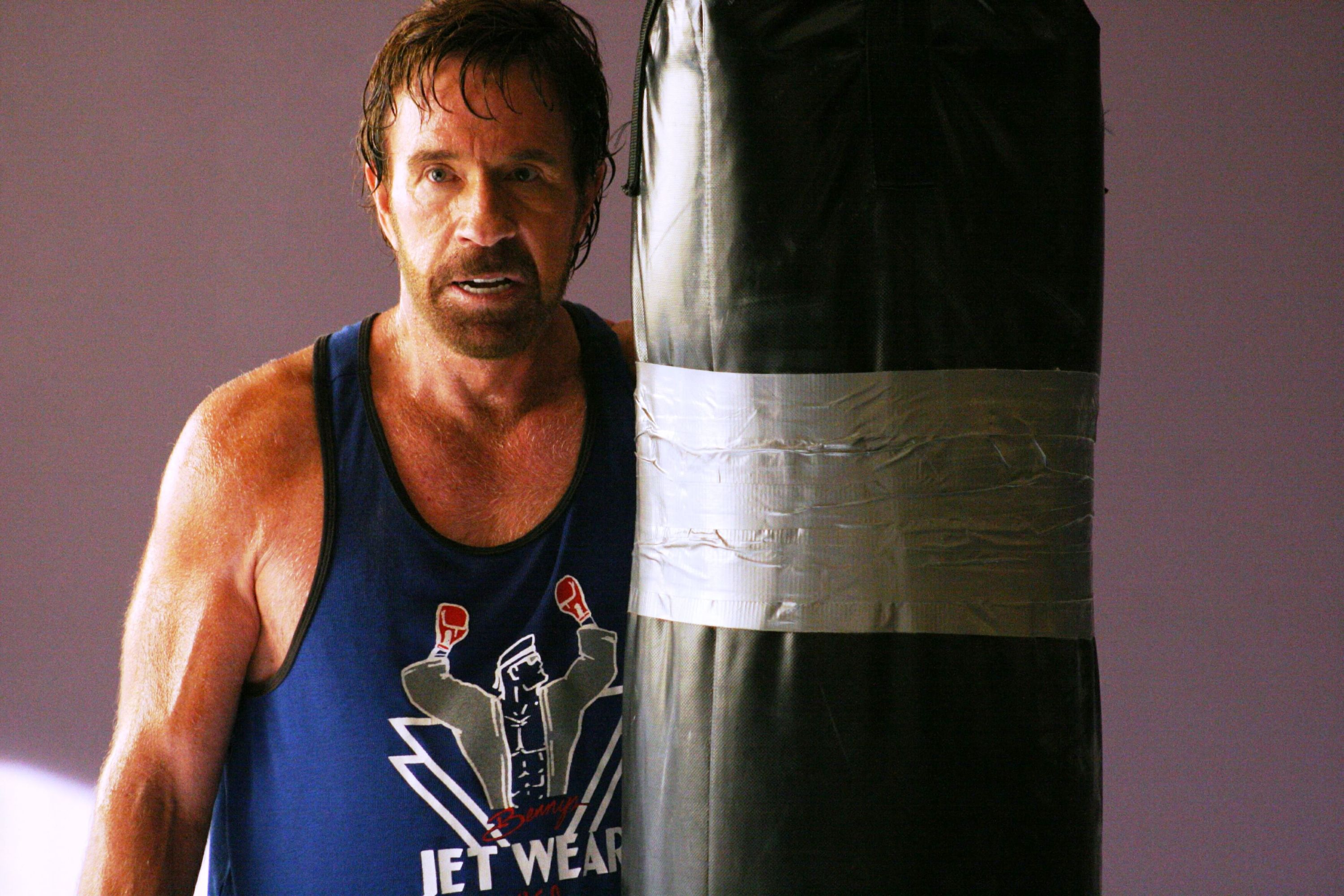 Pictures Of Chuck Norris