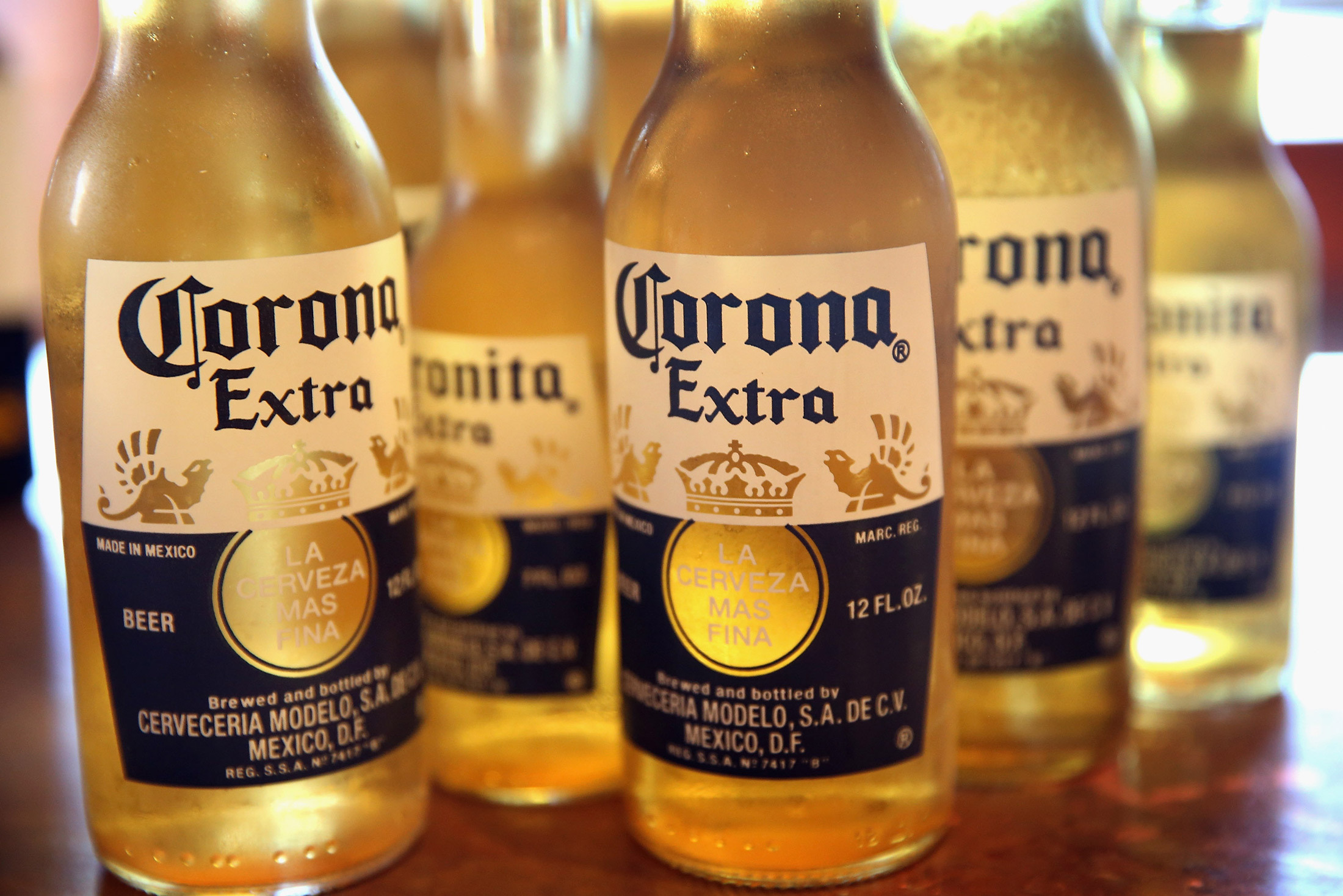 Pictures Of Corona Extra