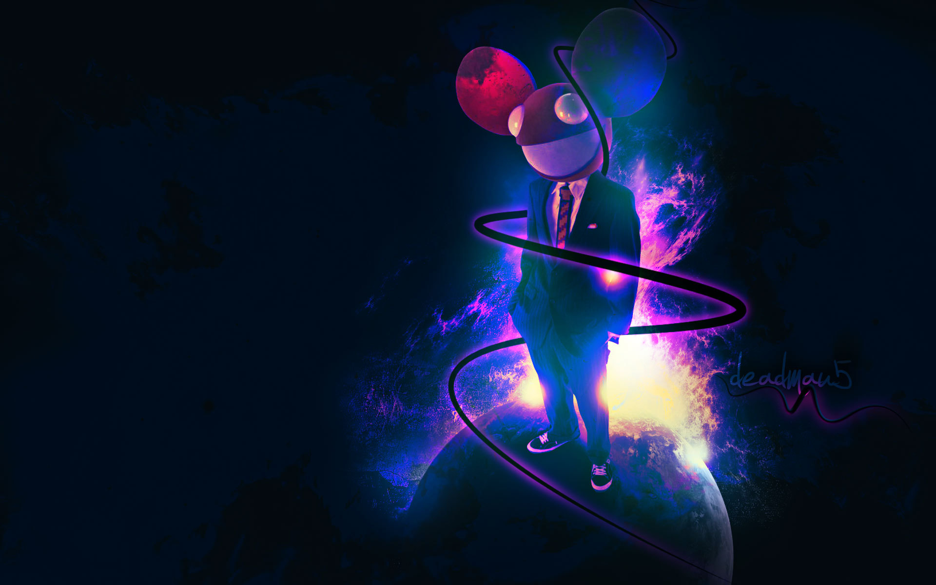 Pictures Of Deadmau5