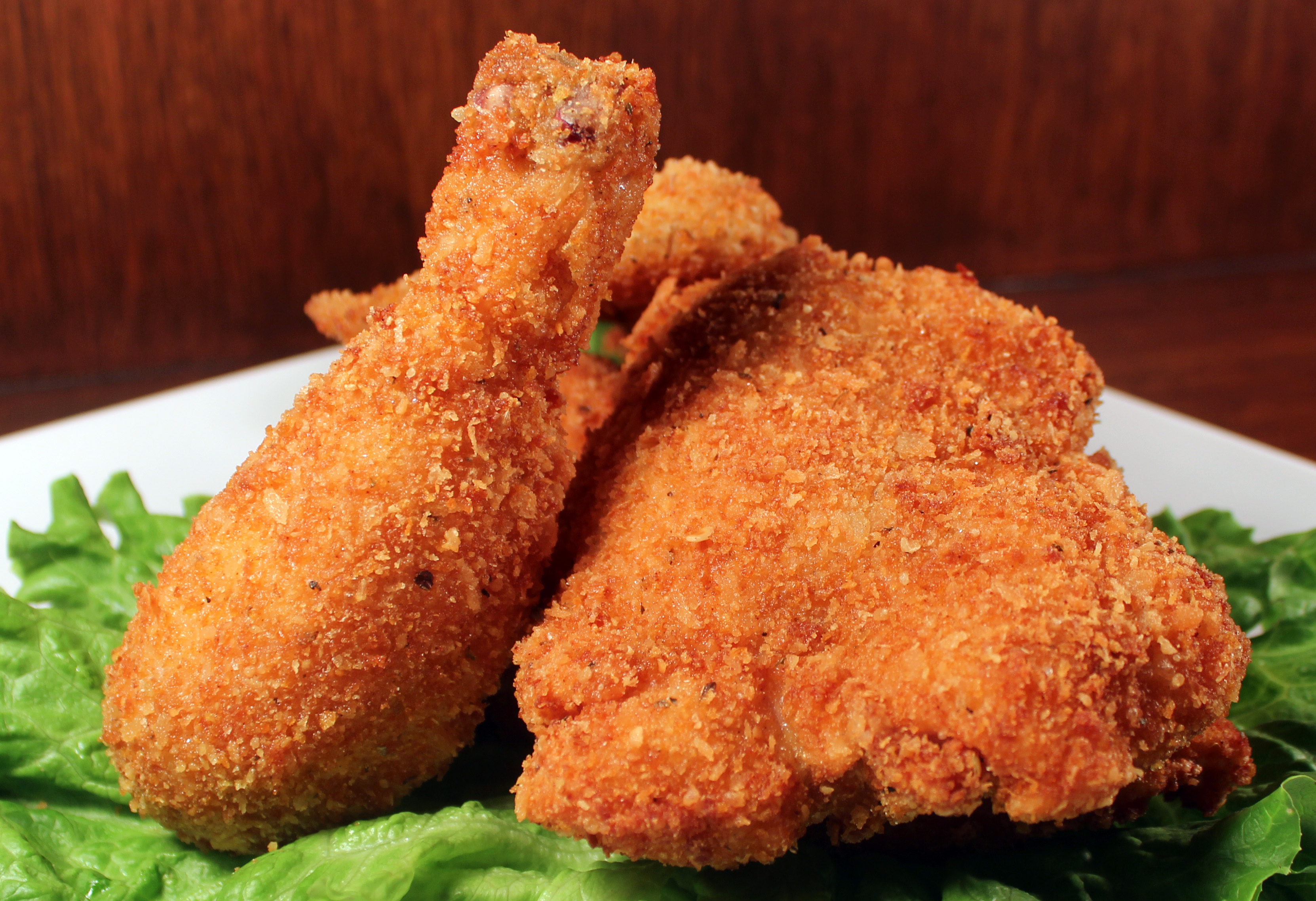 Pictures Of Fried Chicken