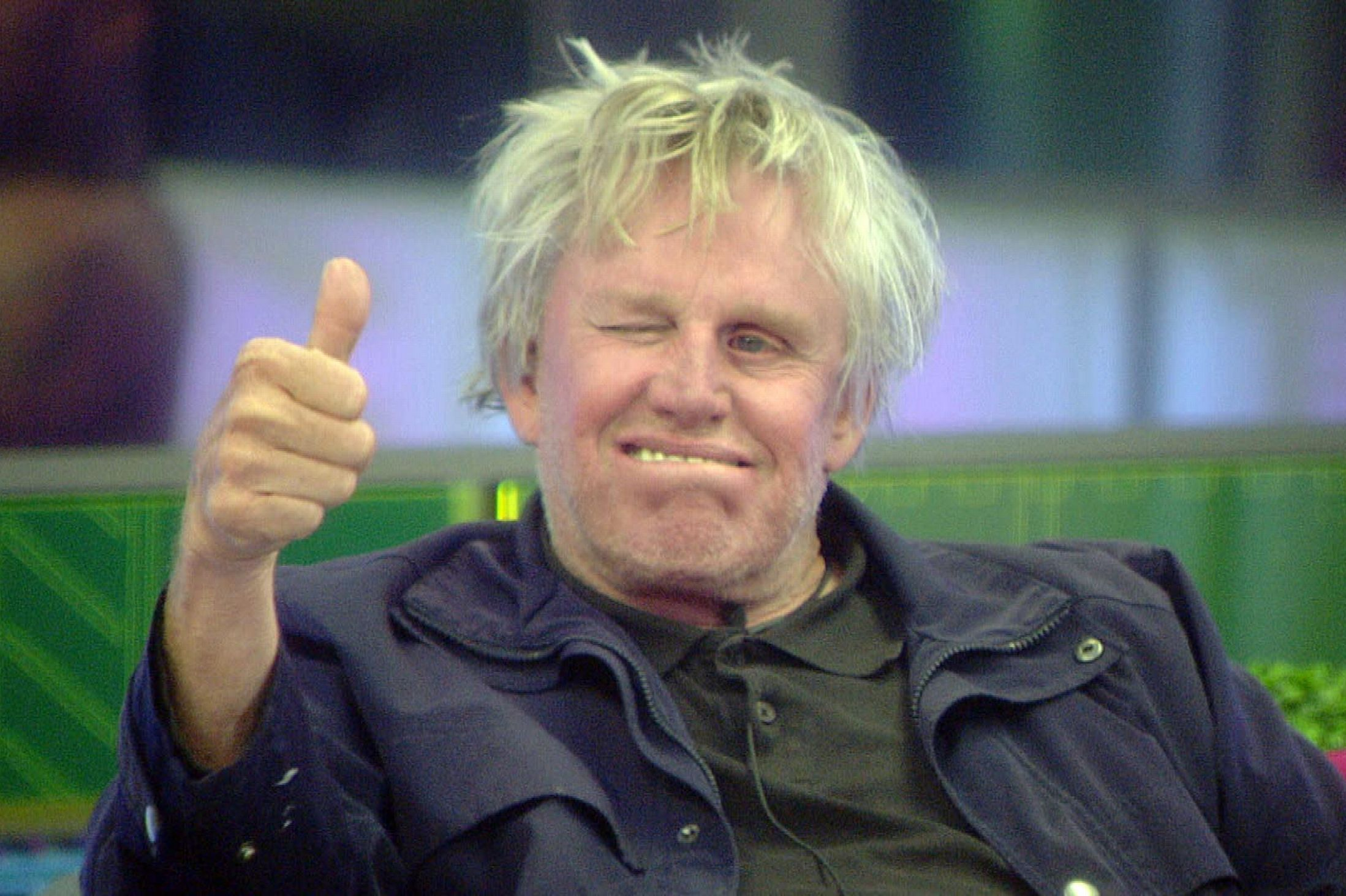 Pictures Of Gary Busey