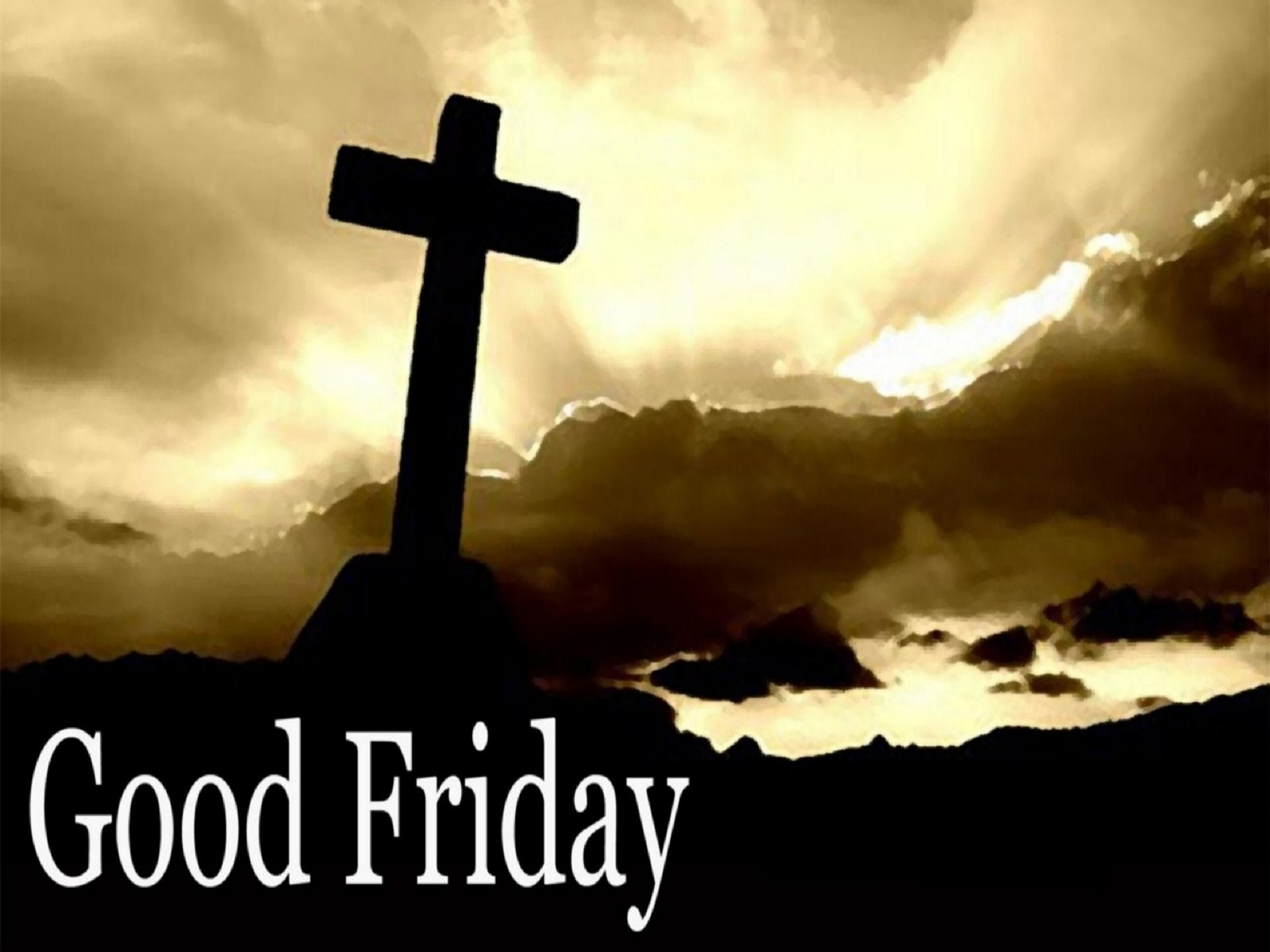 Pictures Of Good Friday