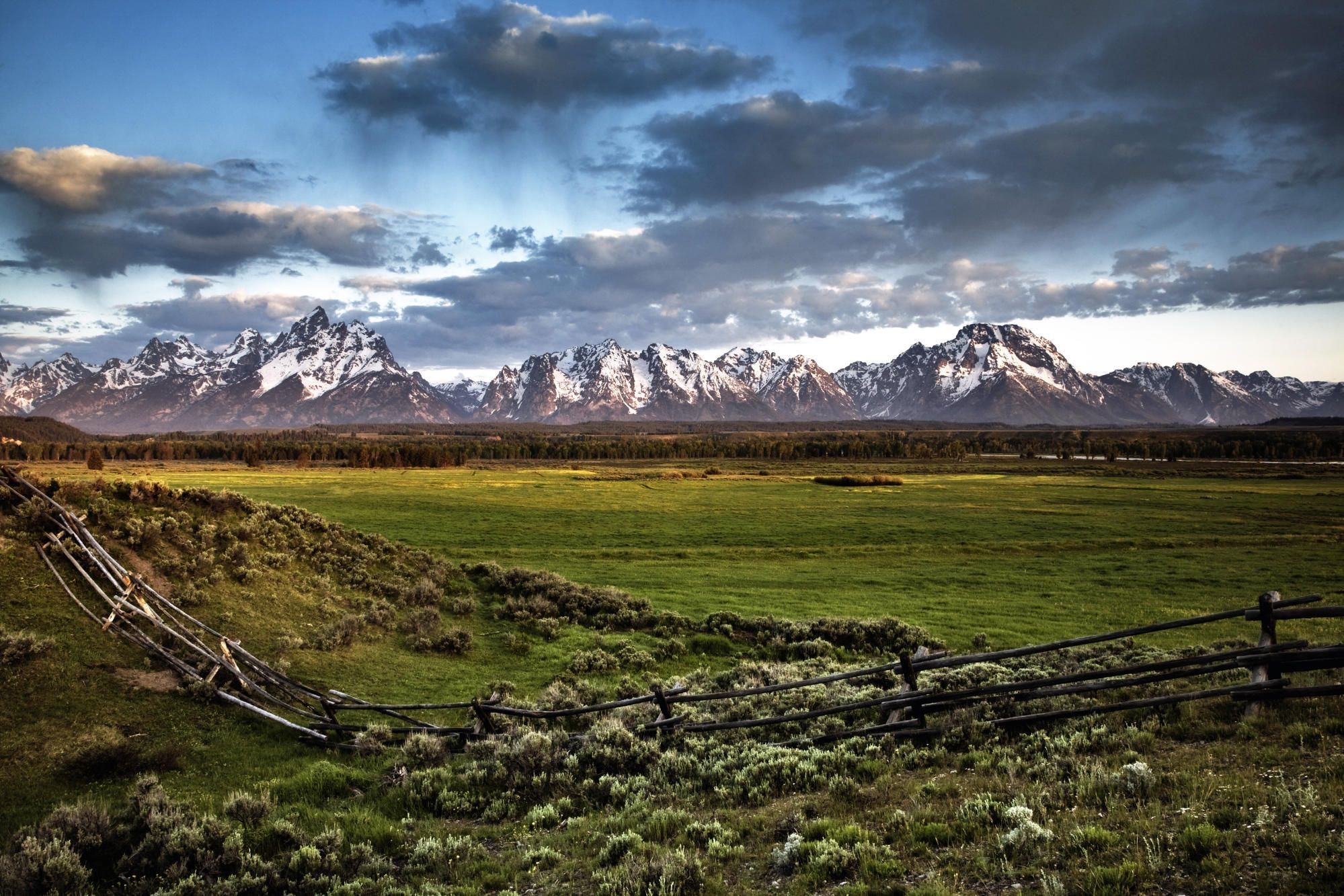 Pictures Of Grand Tetons