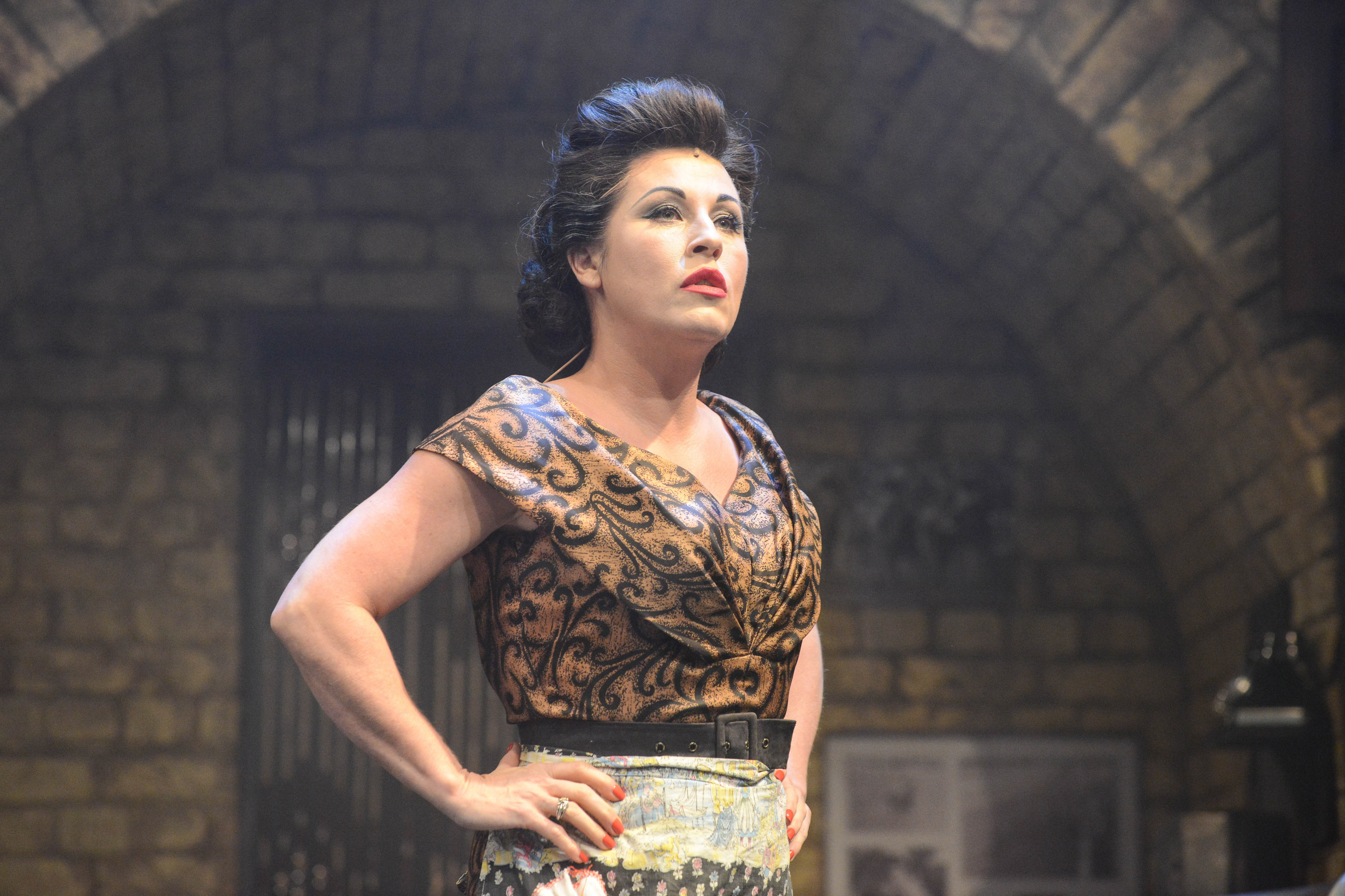 Pictures Of Jessie Wallace