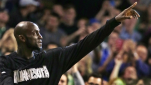 Pictures Of Kevin Garnett