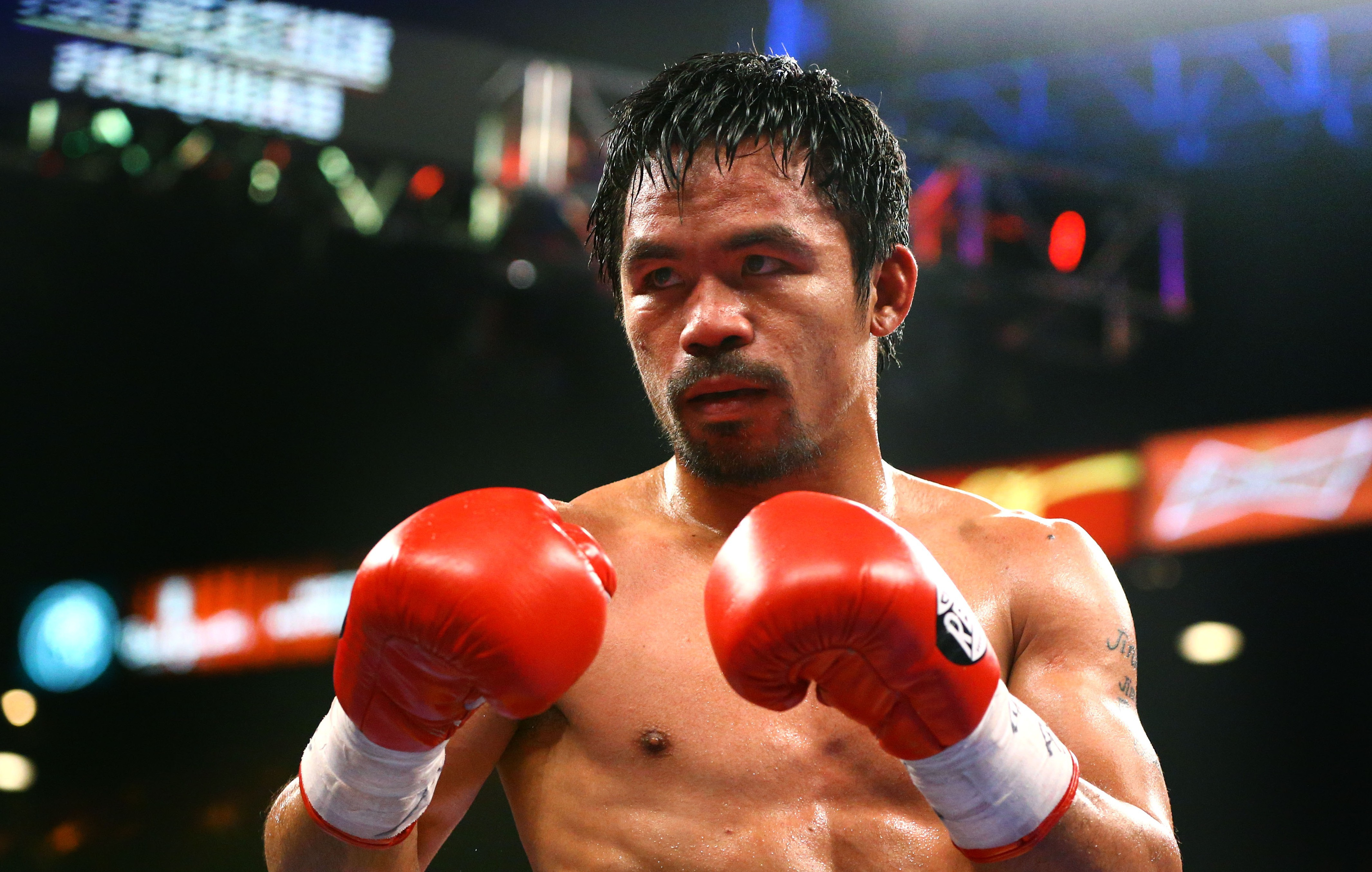 Pictures Of Manny Pacquiao
