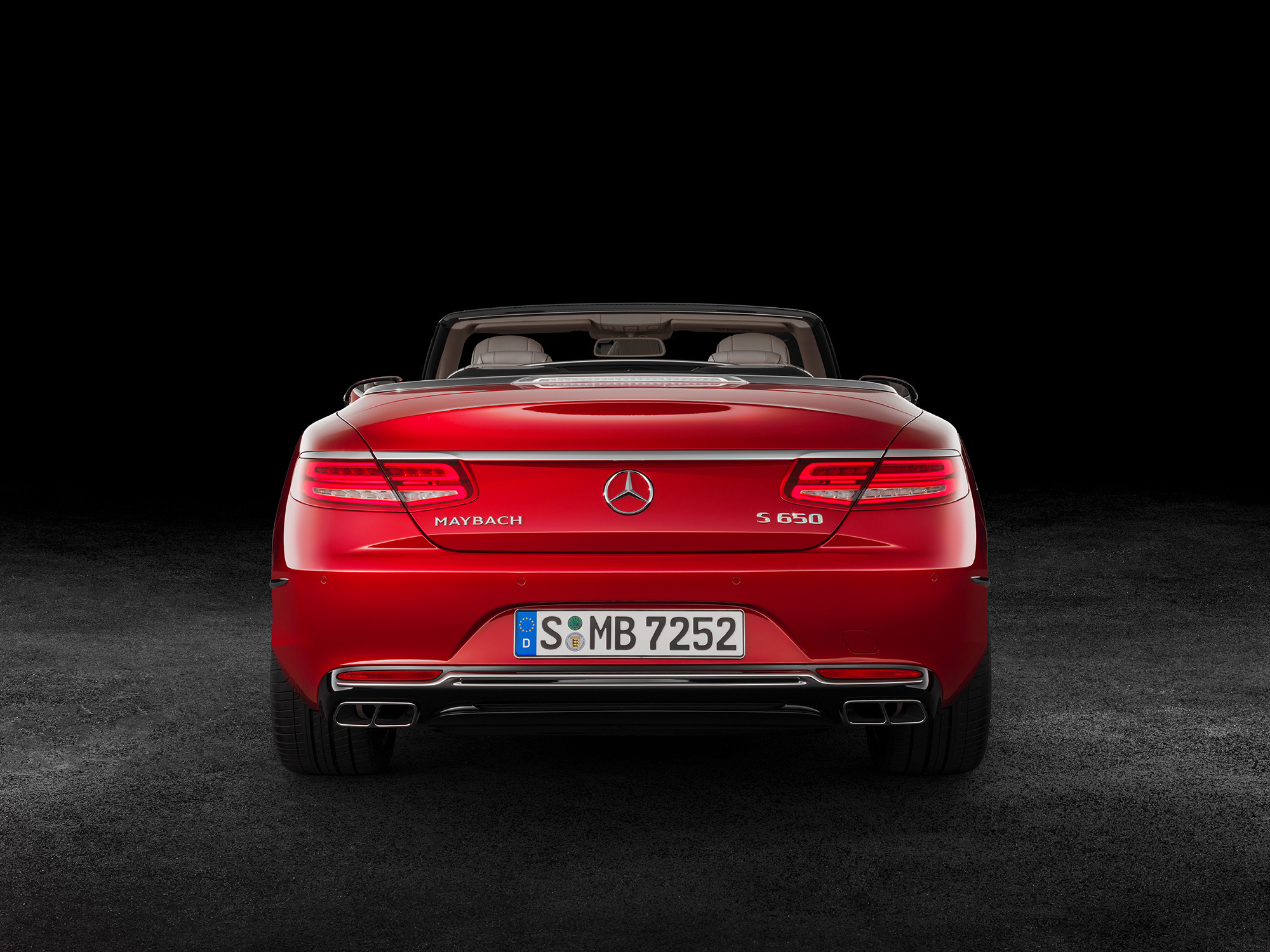 Pictures Of Mercedes Maybach S 650