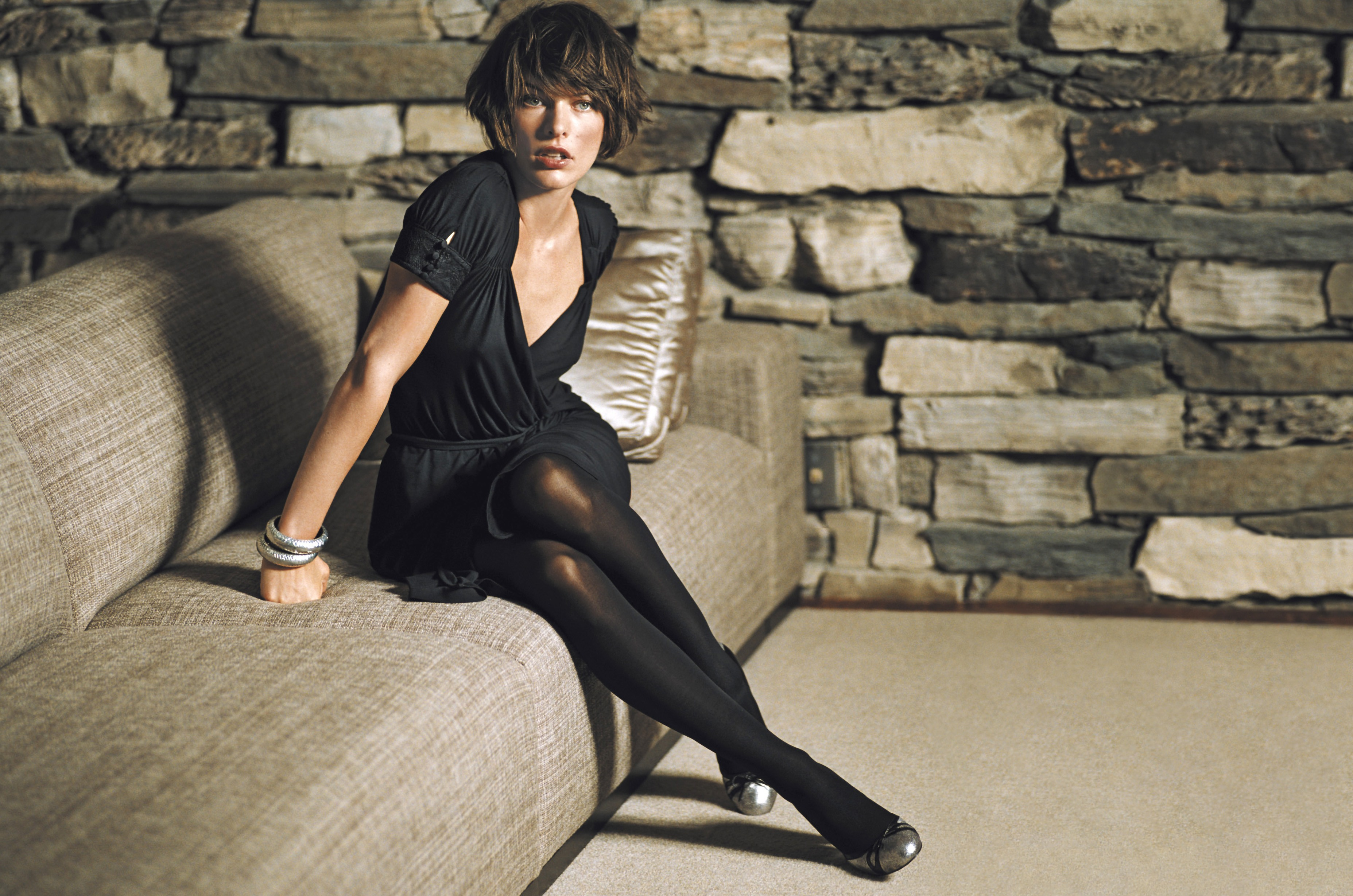 Pictures Of Milla Jovovich