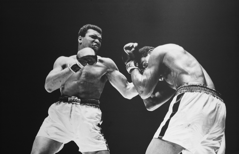 Pictures Of Muhammad Ali