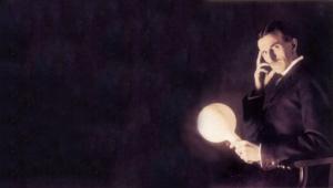 Pictures Of Nikola Tesla