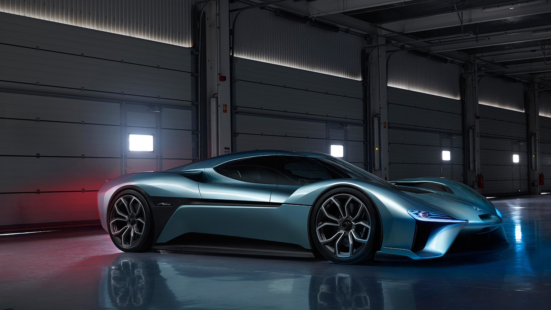 Pictures Of Nio Ep9