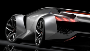 Pictures Of Peugeot Vision Gran Turismo