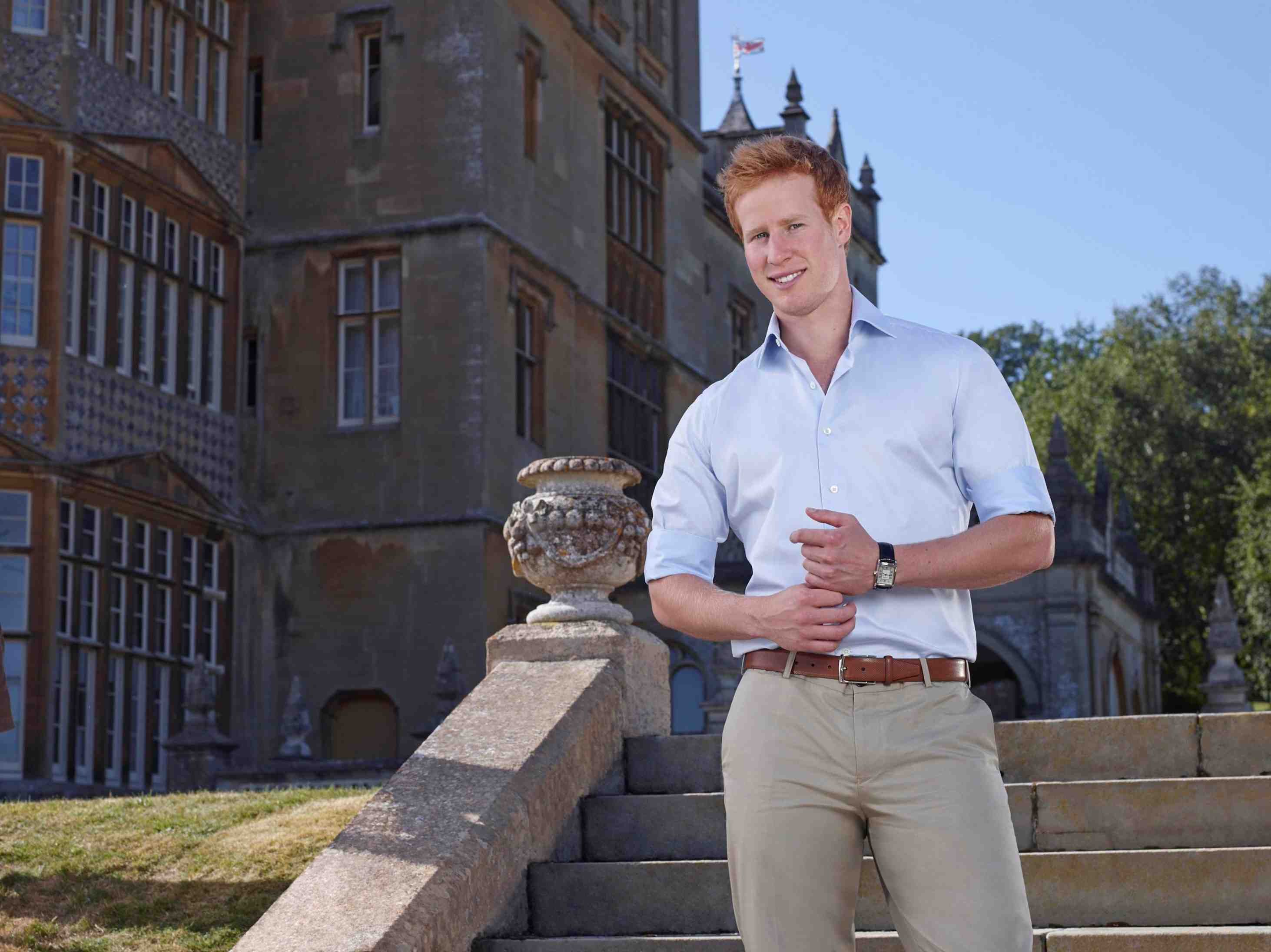 Pictures Of Prince Henry Of Wales
