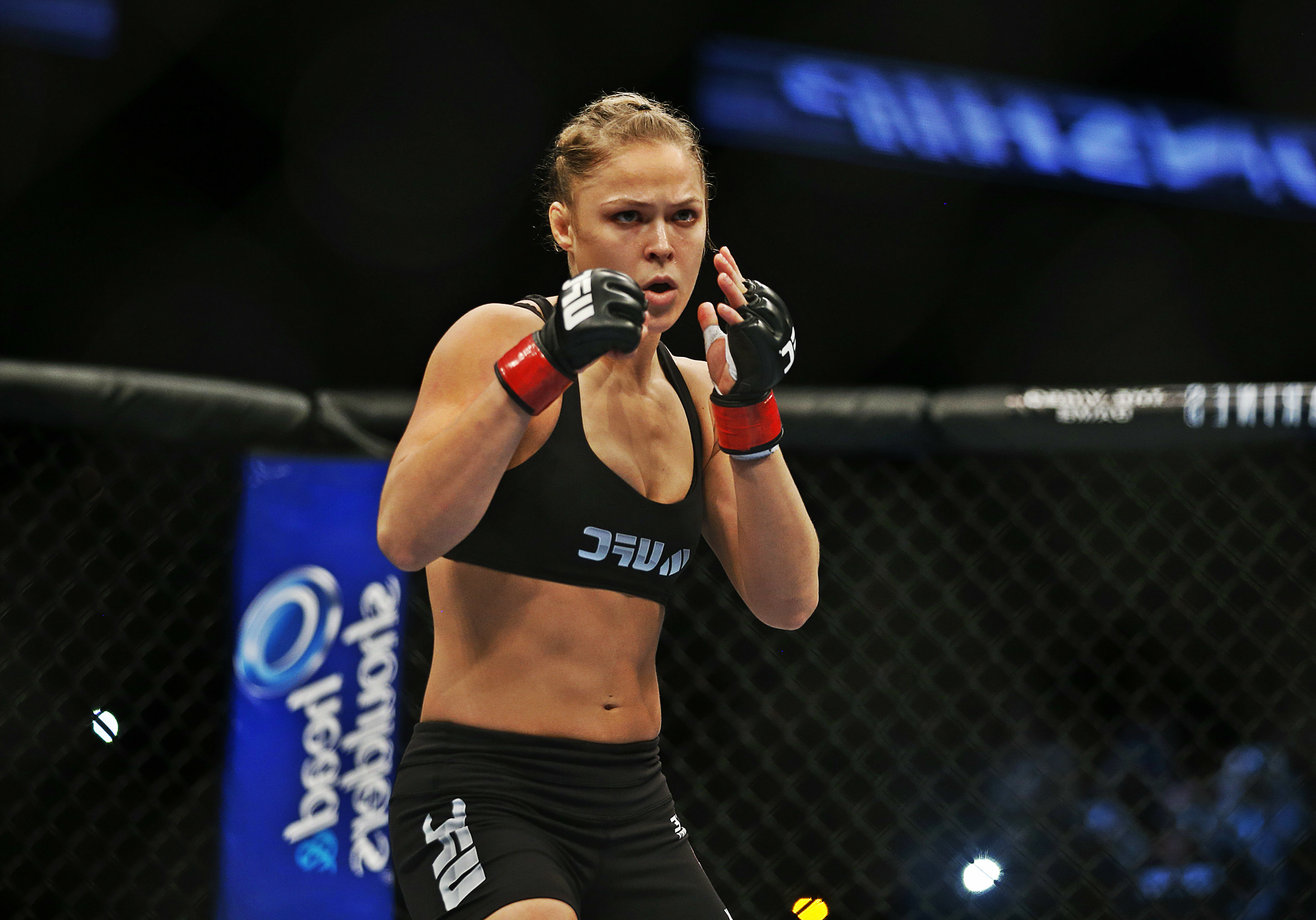 Pictures Of Ronda Rousey
