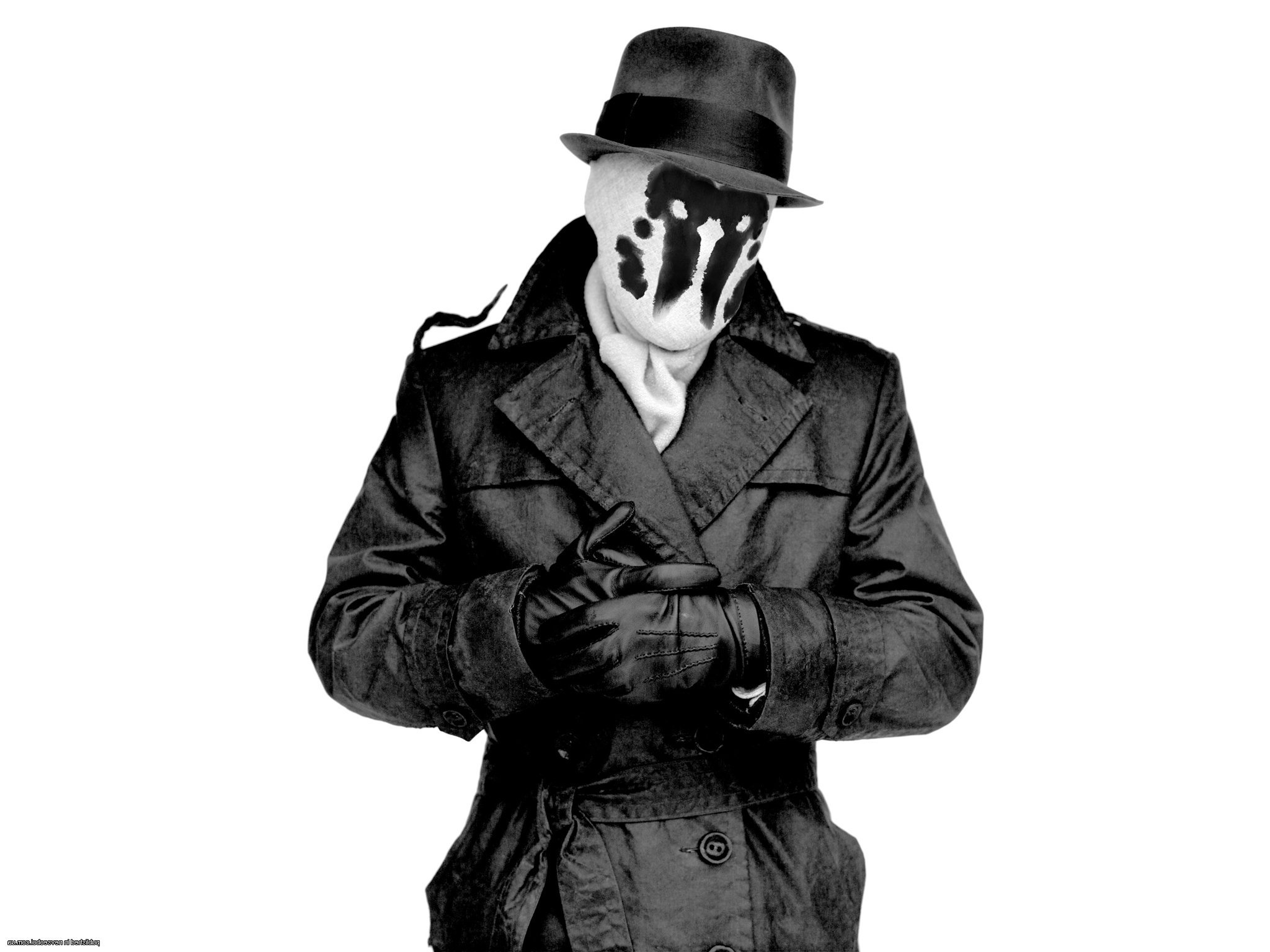Pictures Of Rorschach