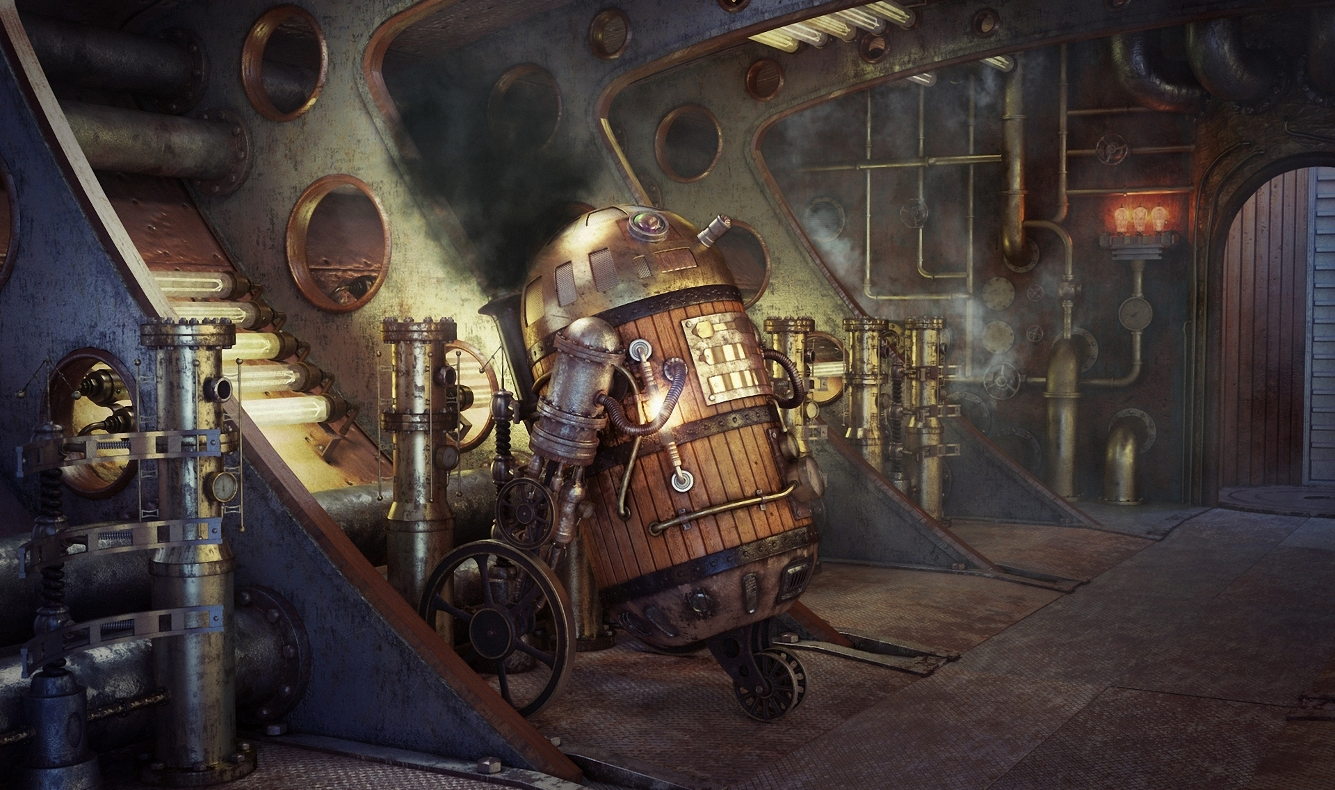 Pictures Of Steampunk
