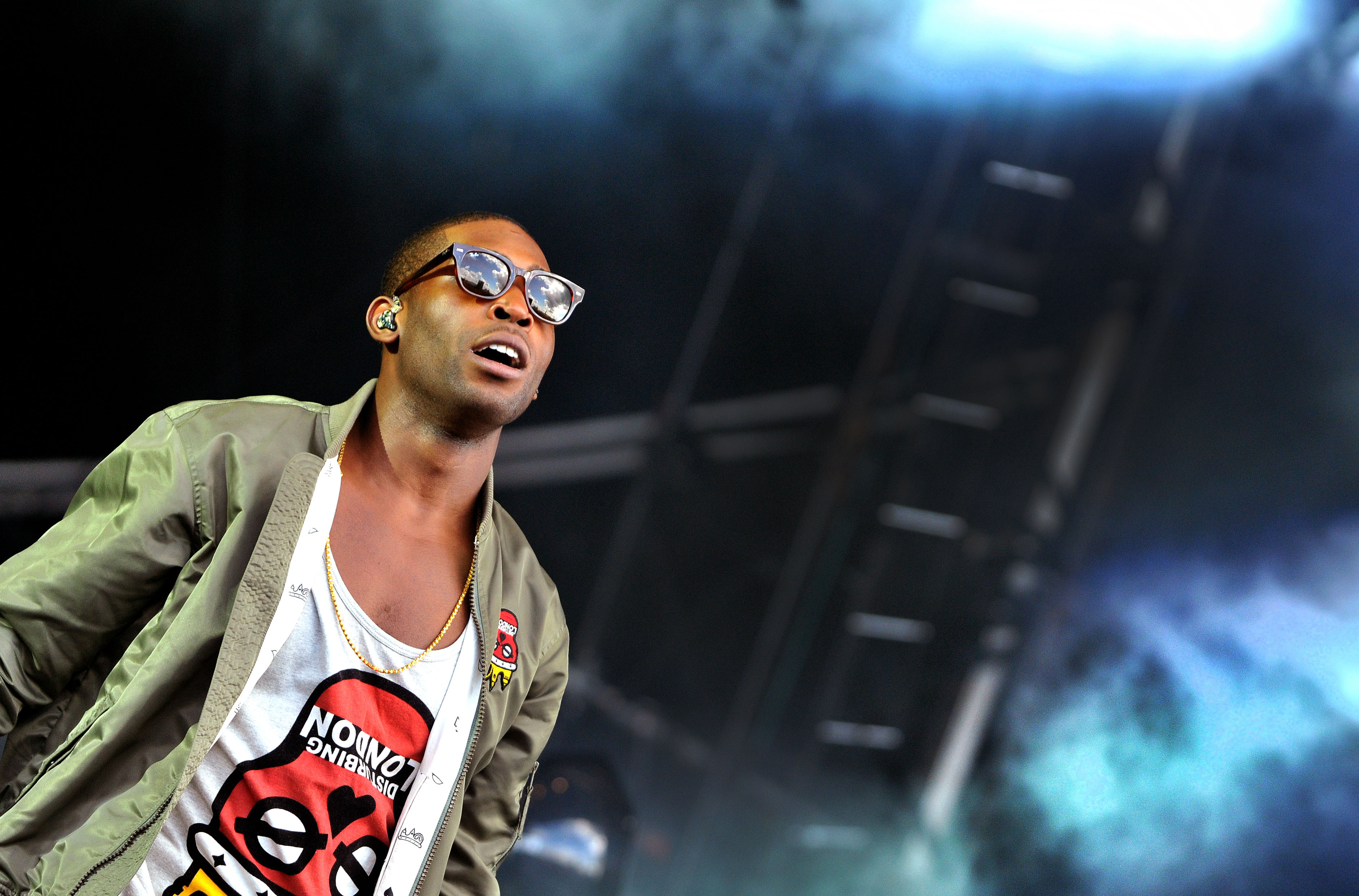 Pictures Of Tinie Tempah