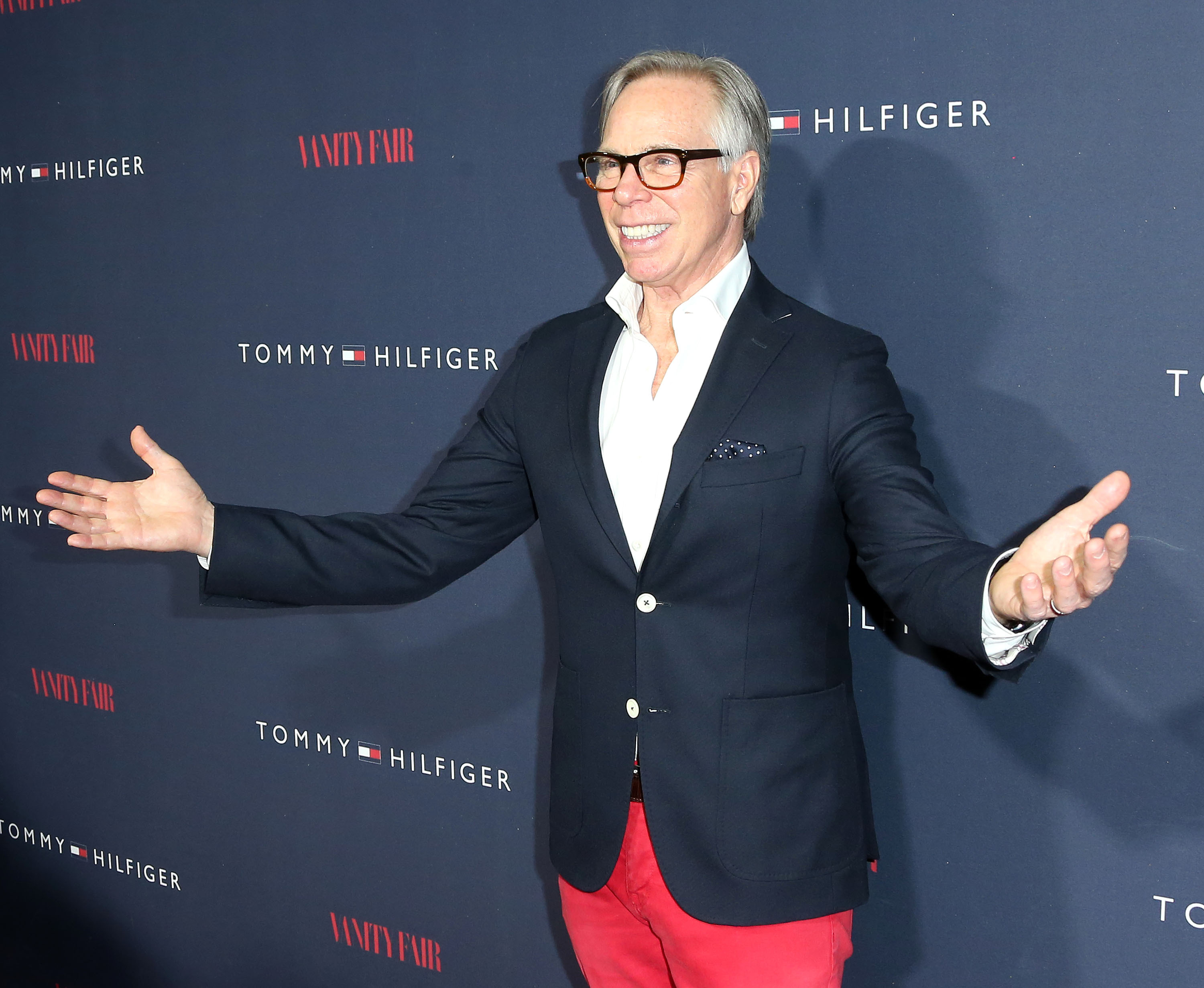 Pictures Of Tommy Hilfiger
