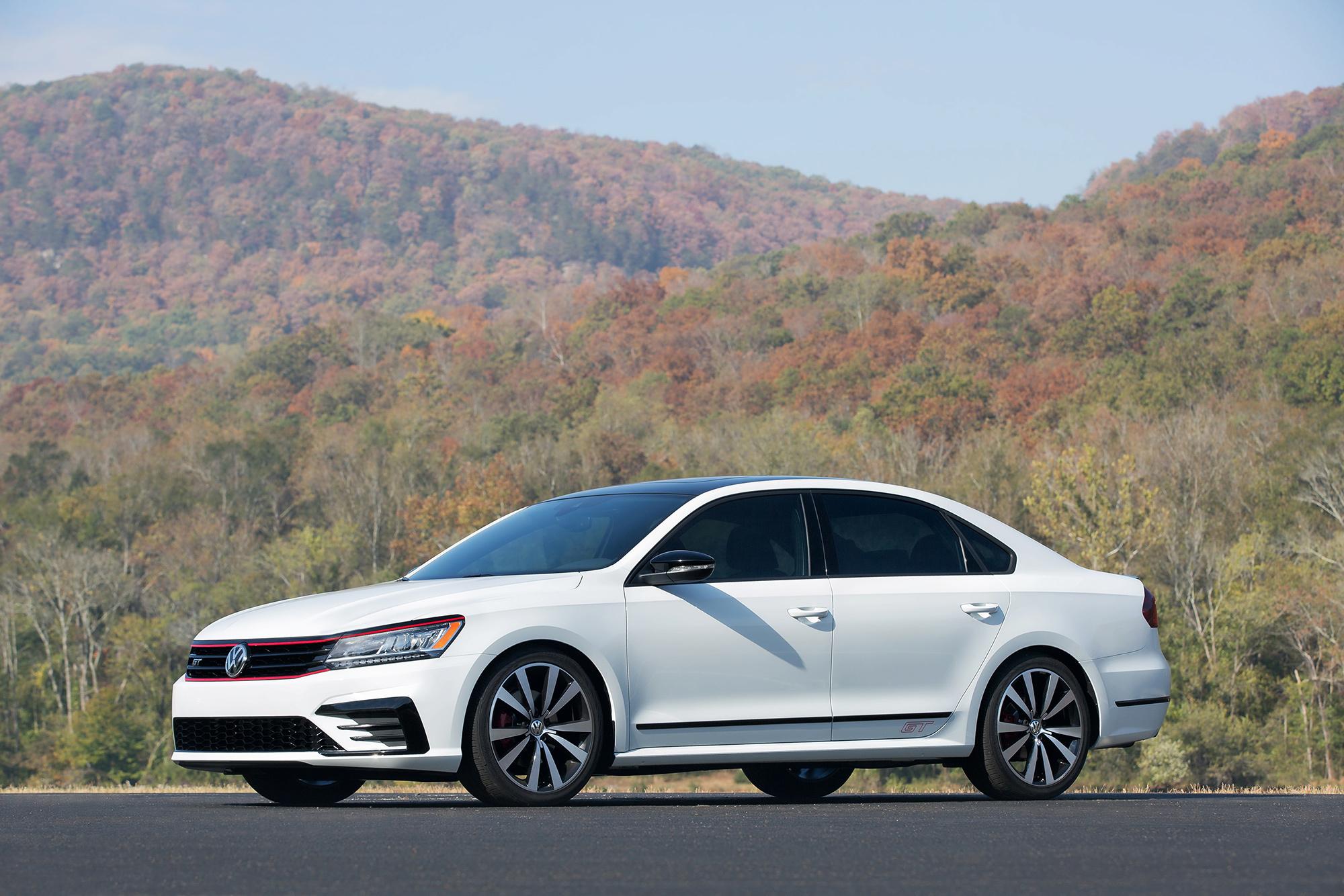 Pictures Of Volkswagen Passat Gt