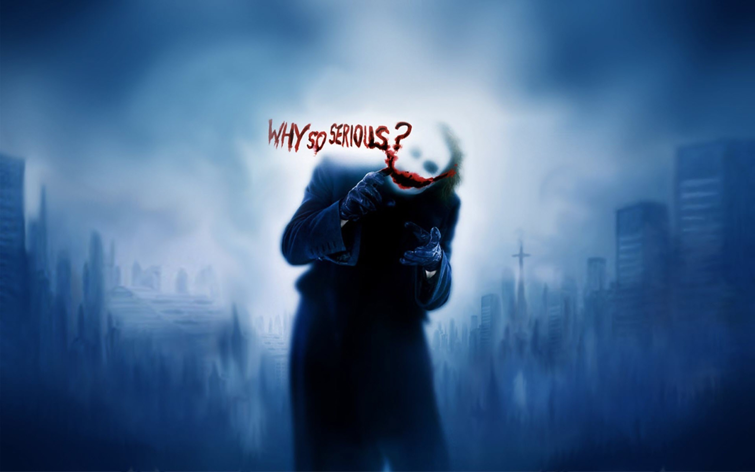 Pictures Of Why So Serious