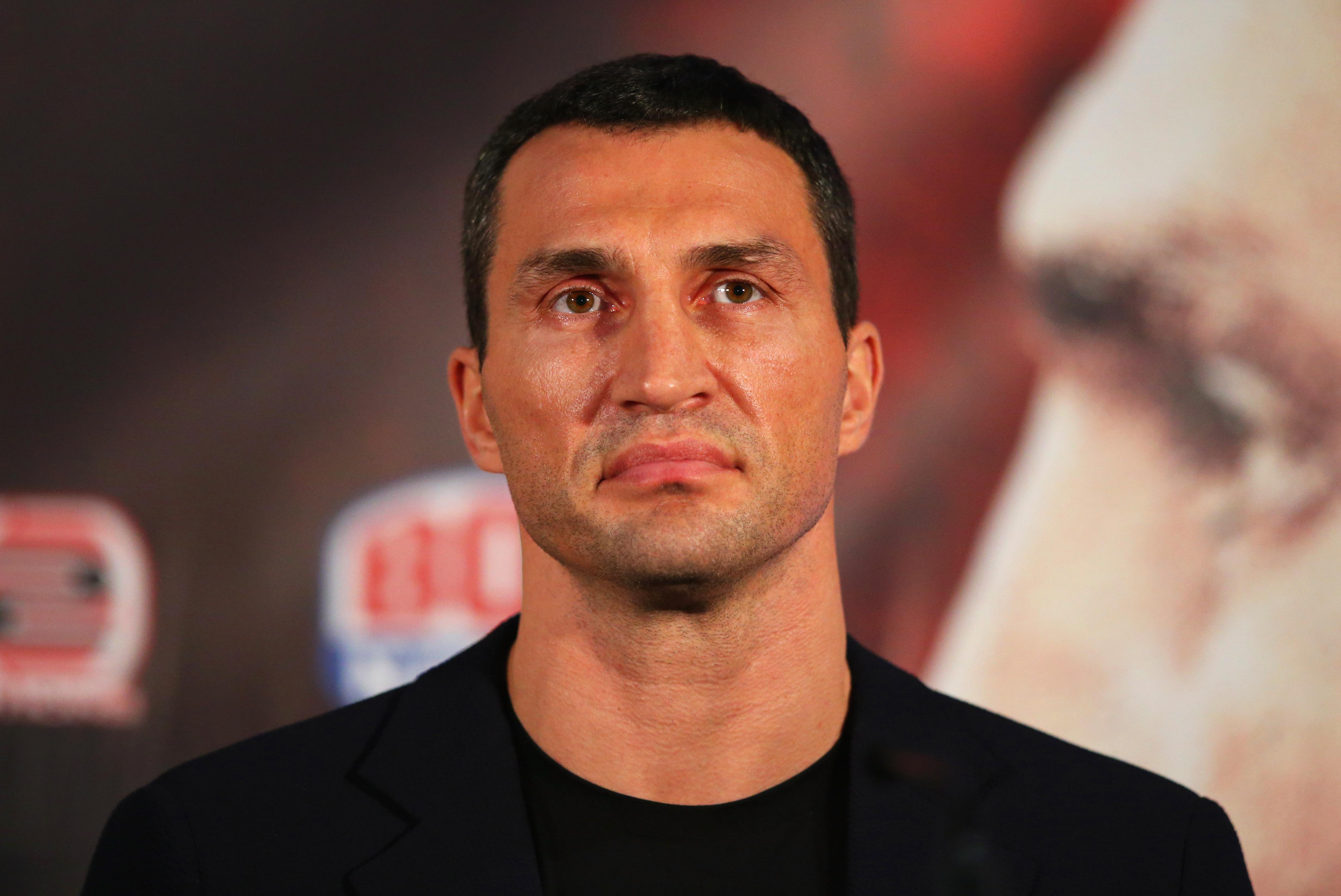 Pictures Of Wladimir Klitschko
