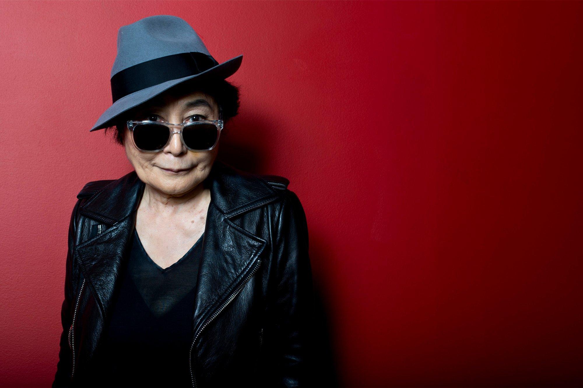 Pictures Of Yoko Ono
