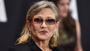 Pictures Of Carrie Fisher