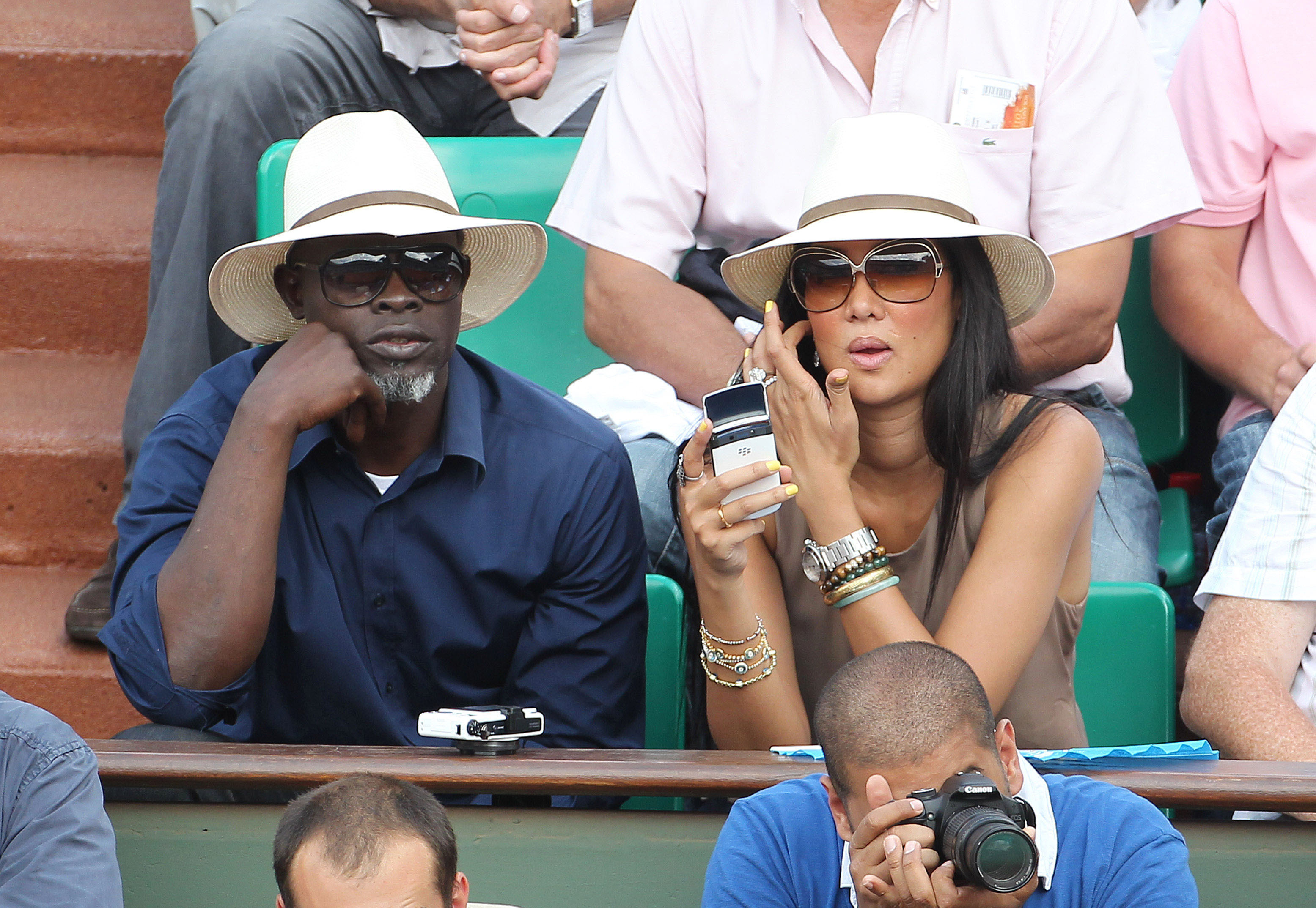 Pictures Of Djimon Hounsou