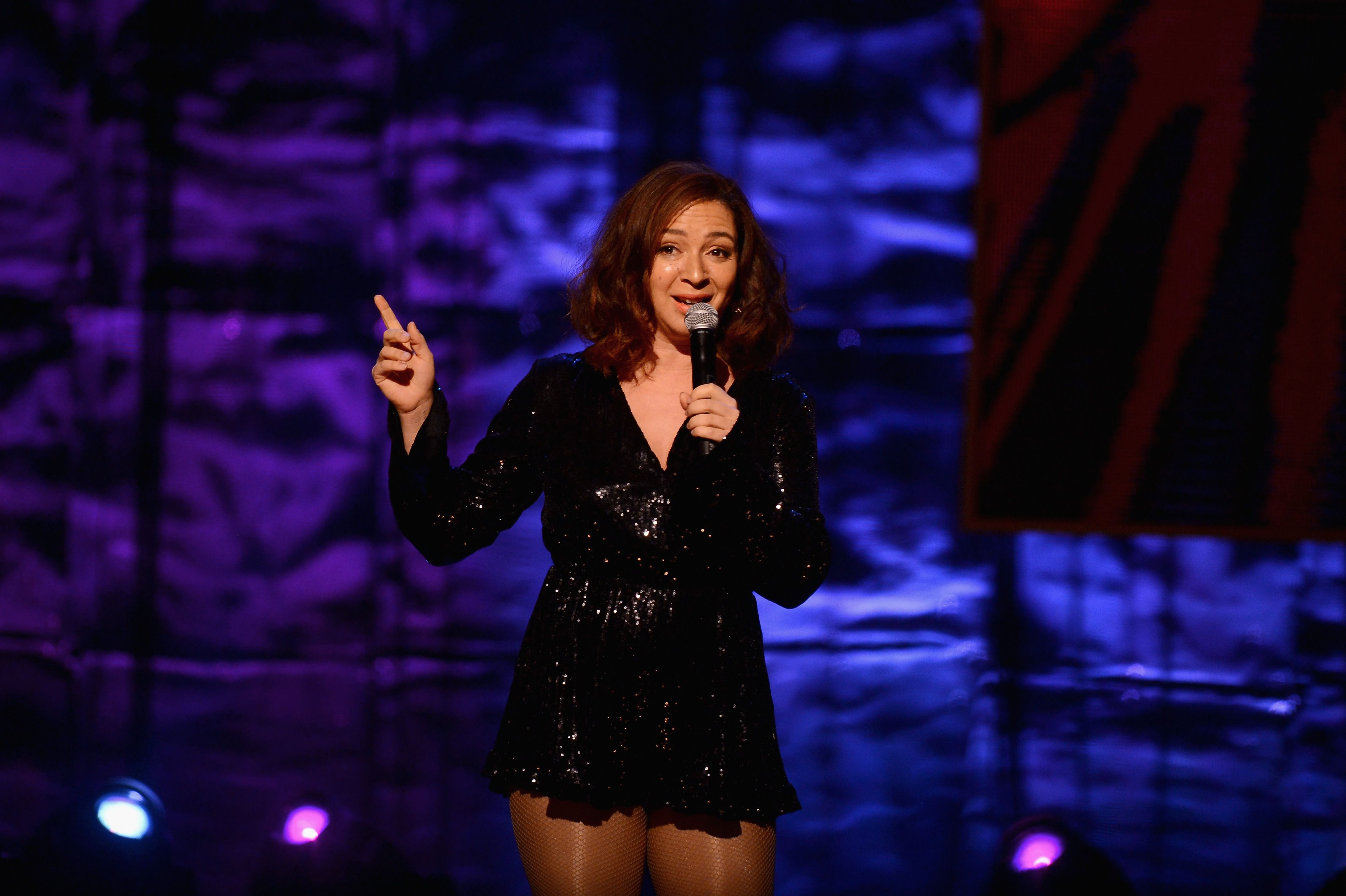 Pictures Of Maya Rudolph