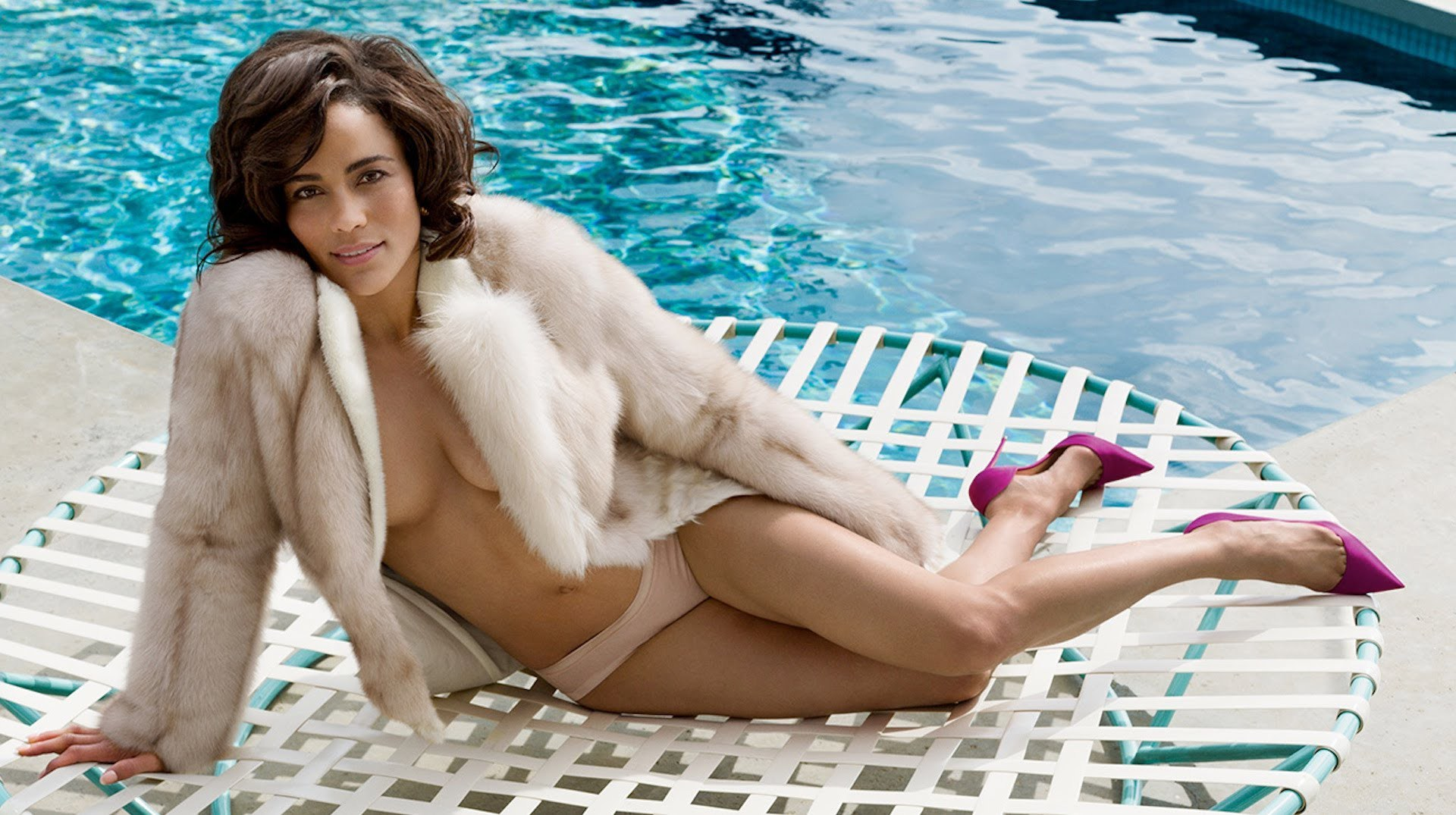 Pictures Of Paula Patton