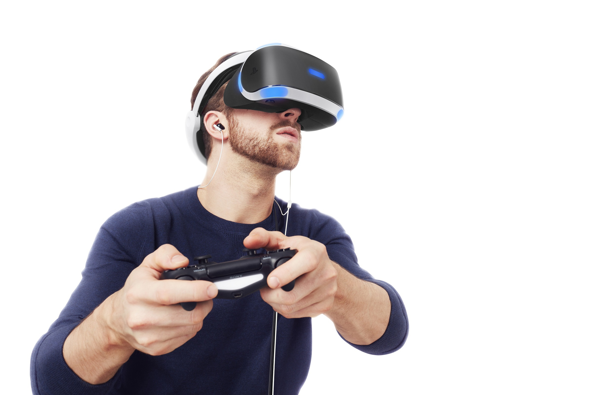 Playstation Vr High Definition