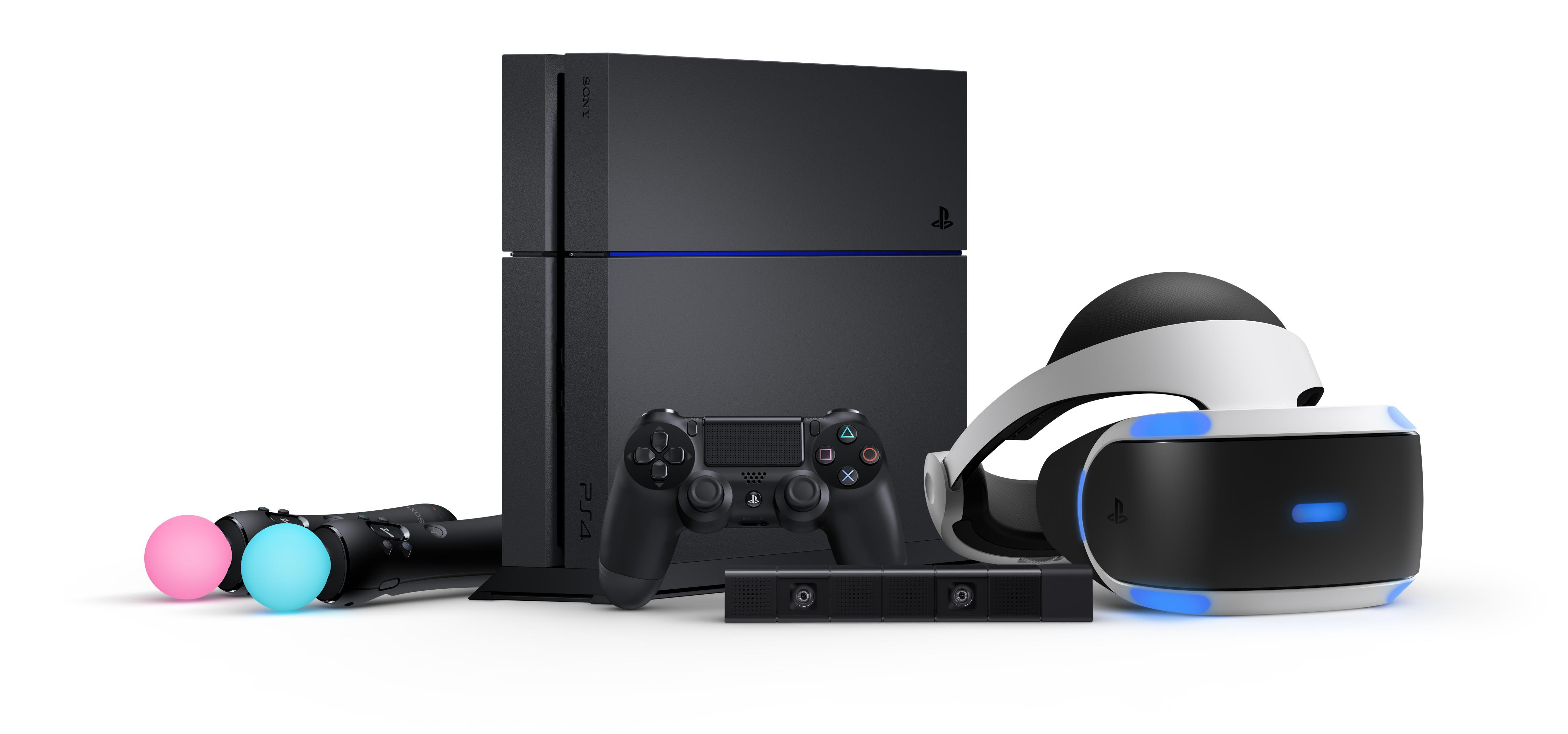 Playstation Vr Wallpapers