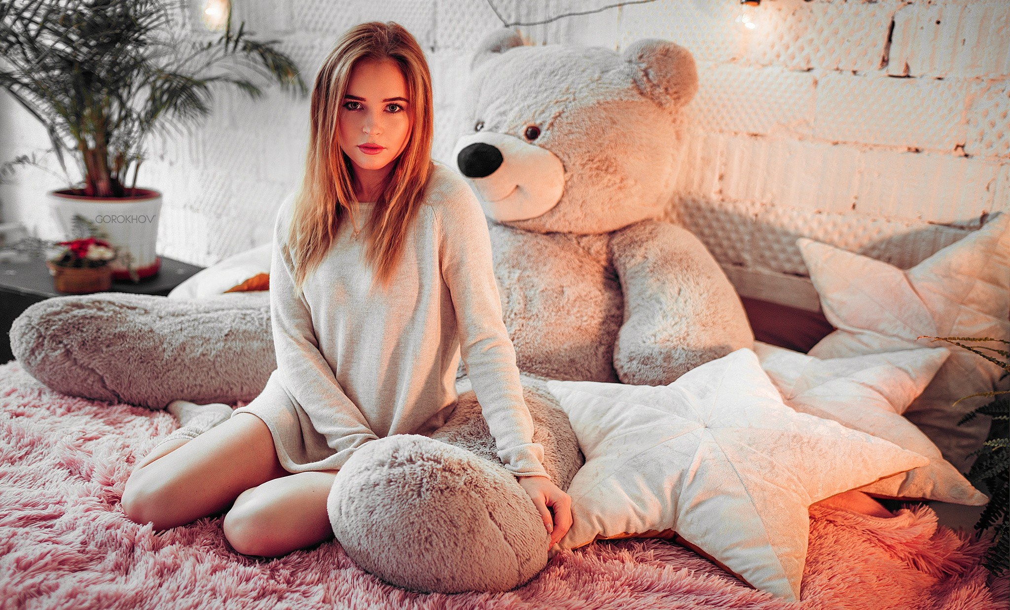 Polina Grents Wallpapers