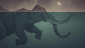 Polygon Elephant Wallpapers Hd