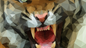 Polygon Tiger High Quality Wallpapers