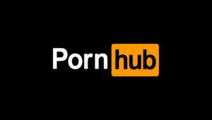 Pornhub Black Logo