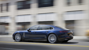 Porsche Panamera Executive Photos