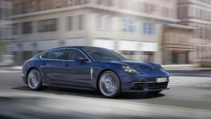 Porsche Panamera Executive Pictures