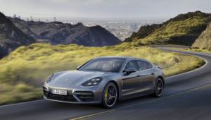 Porsche Panamera Executive Wallpapers Hd